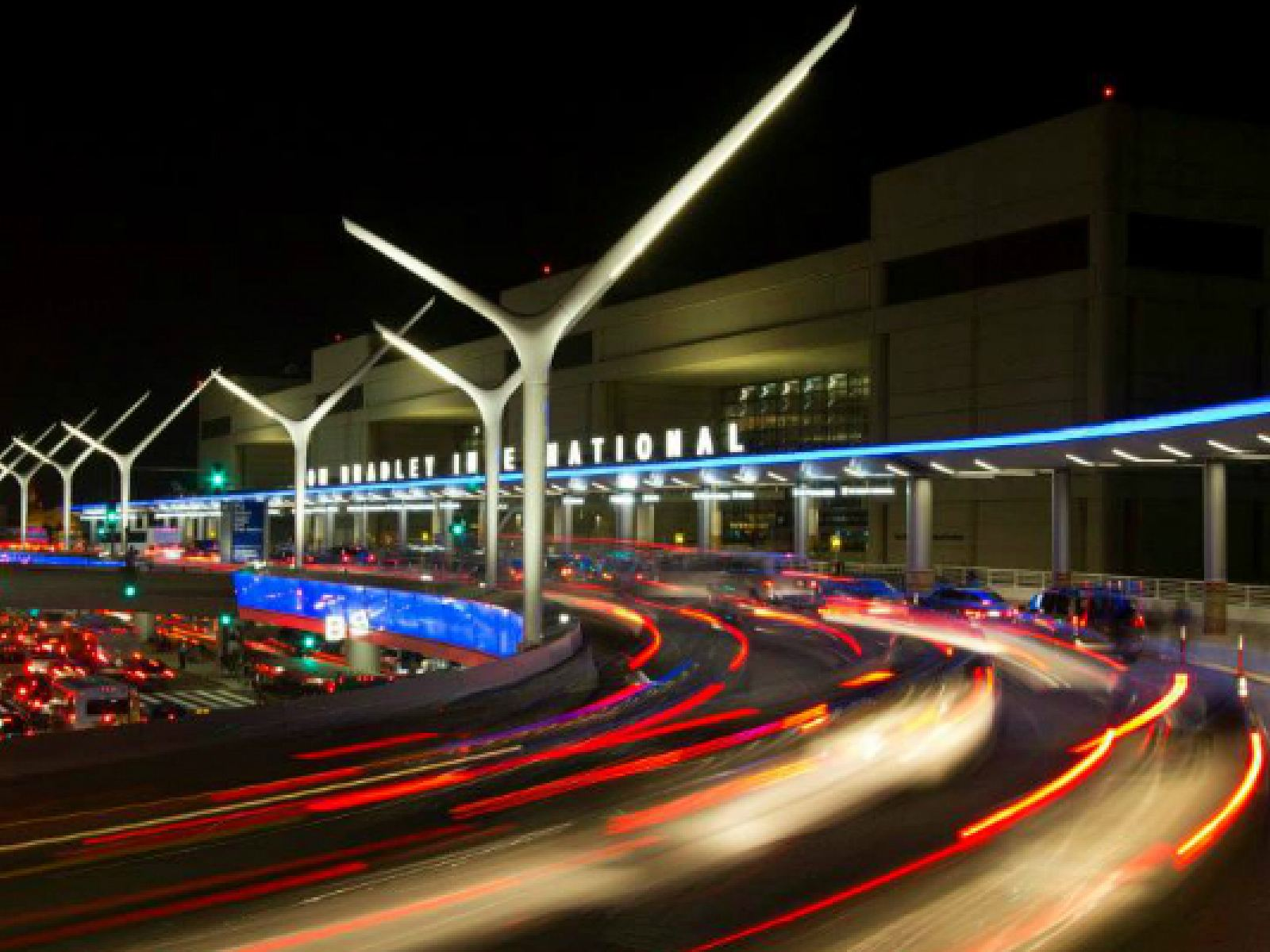 Main image for article titled LAX Century Boulevard Bridge Closure: Tips and Information