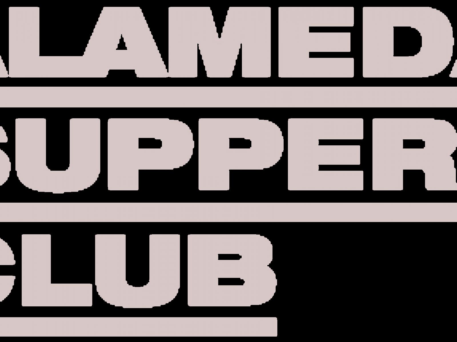 Alameda Supper Club