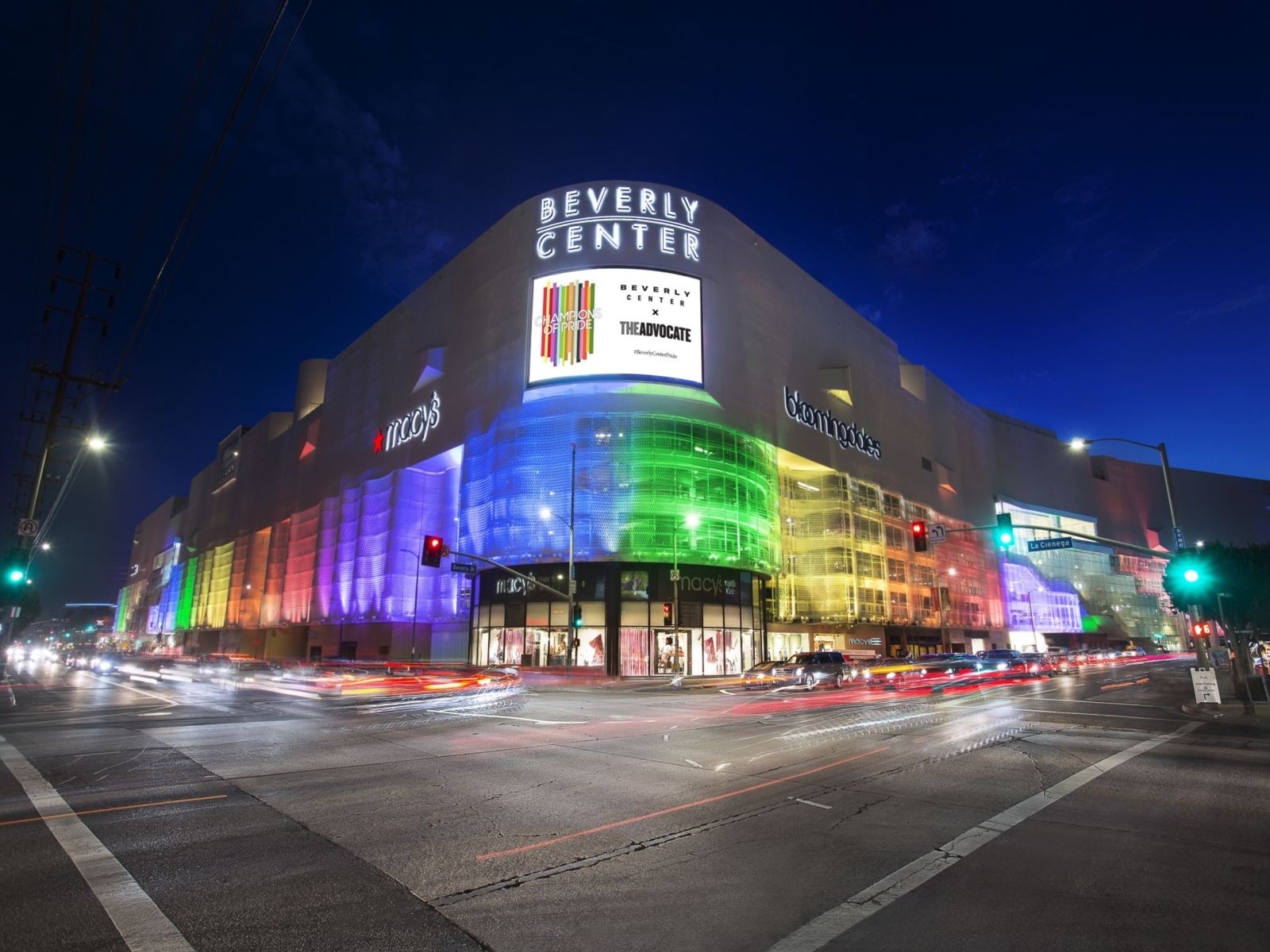 Beverly Center   Discover Los Angeles