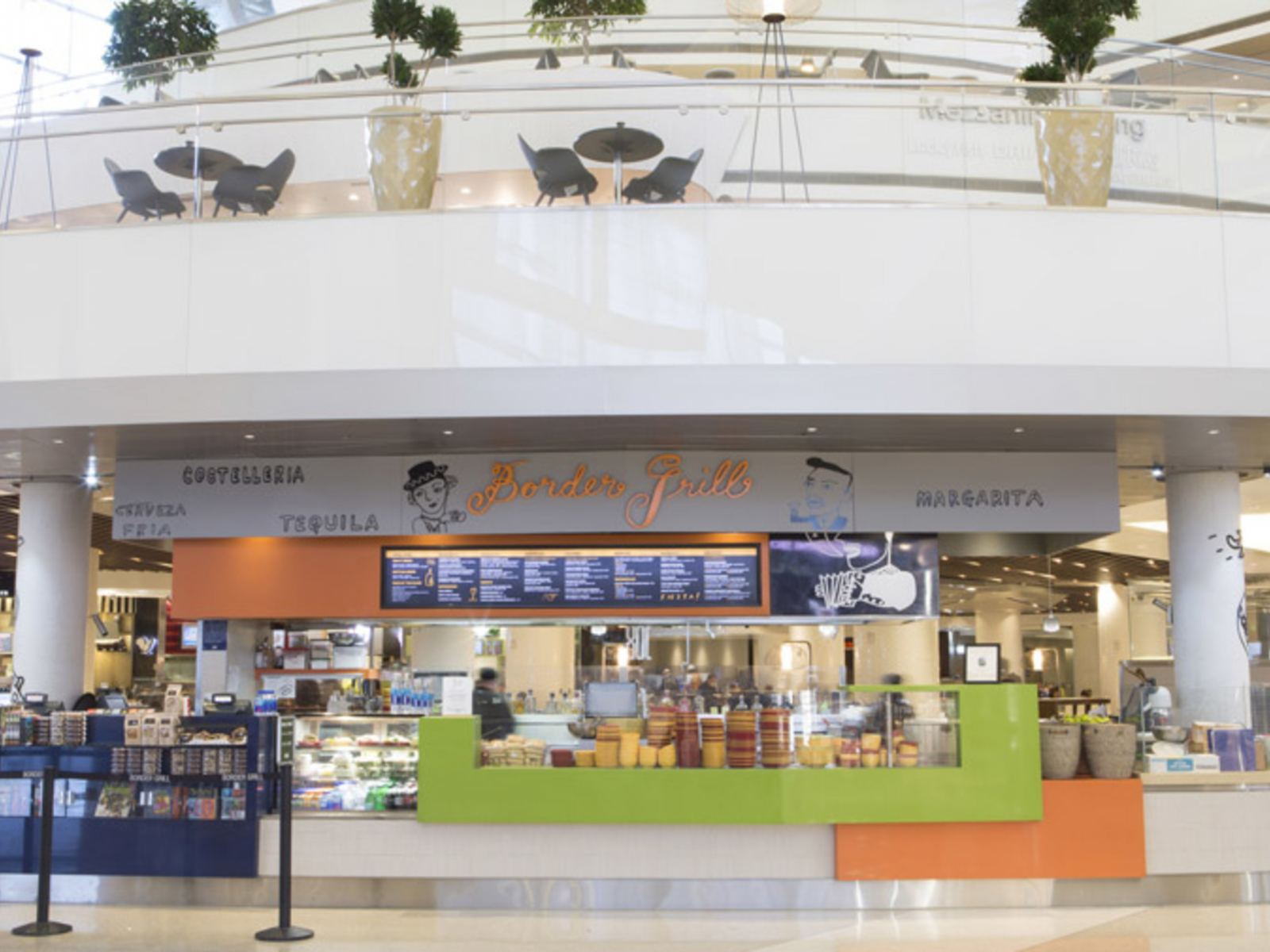 Border Grill - LAX Tom Bradley Terminal