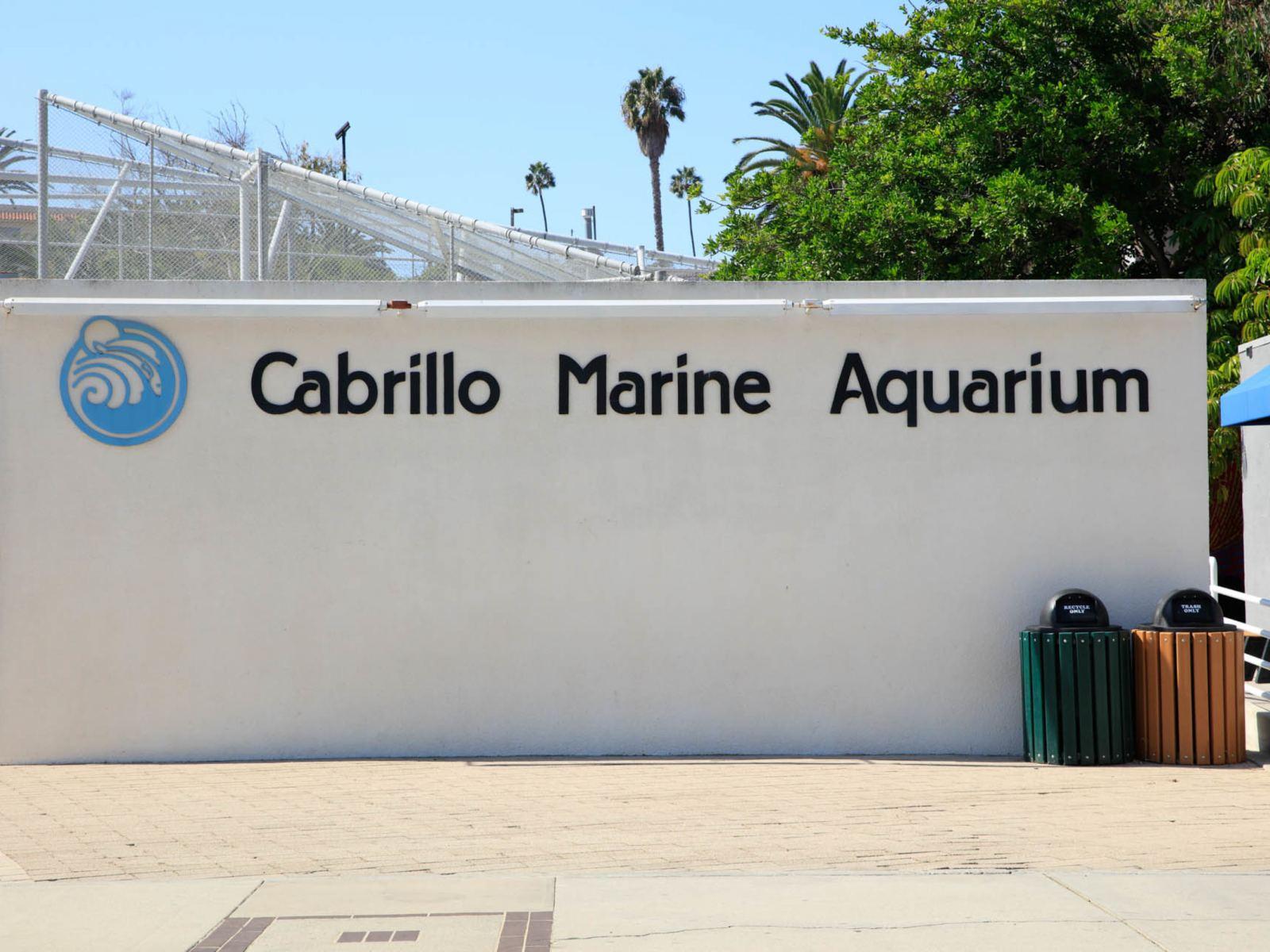 Cabrillo Marine Aquarium 1