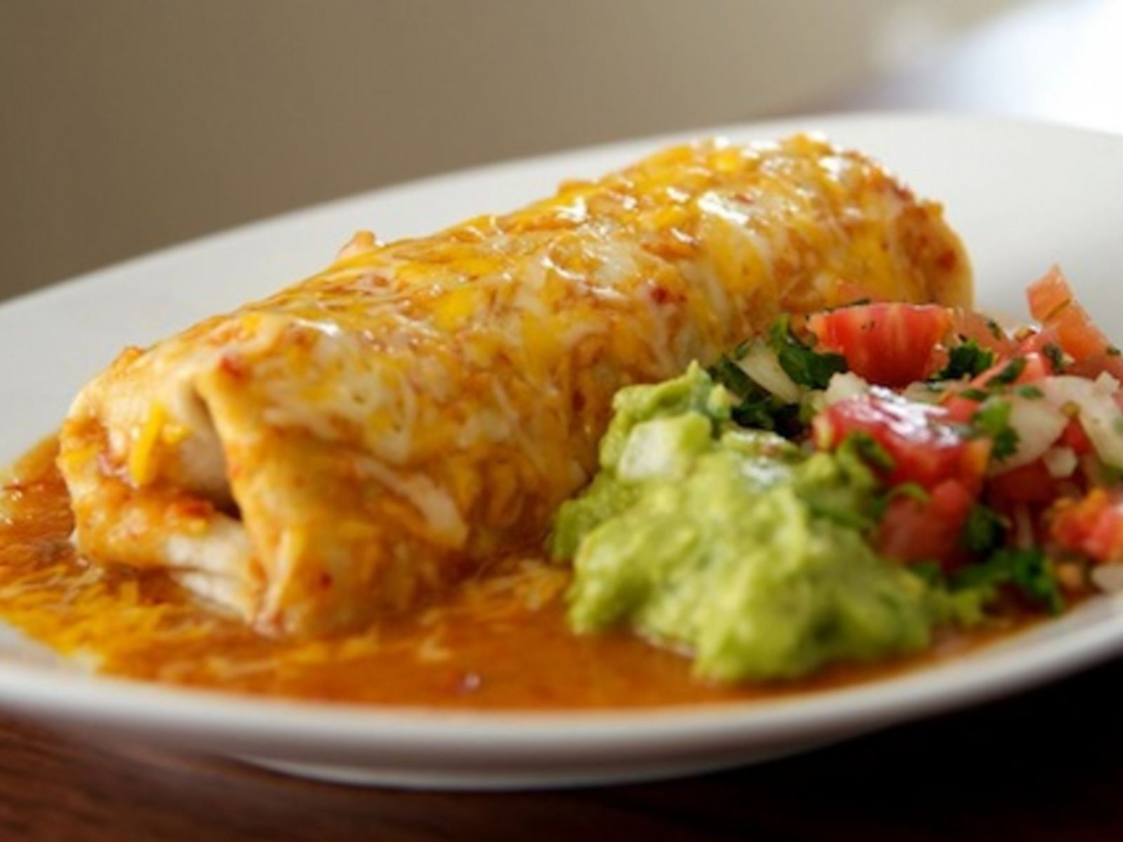 Casa Vega food