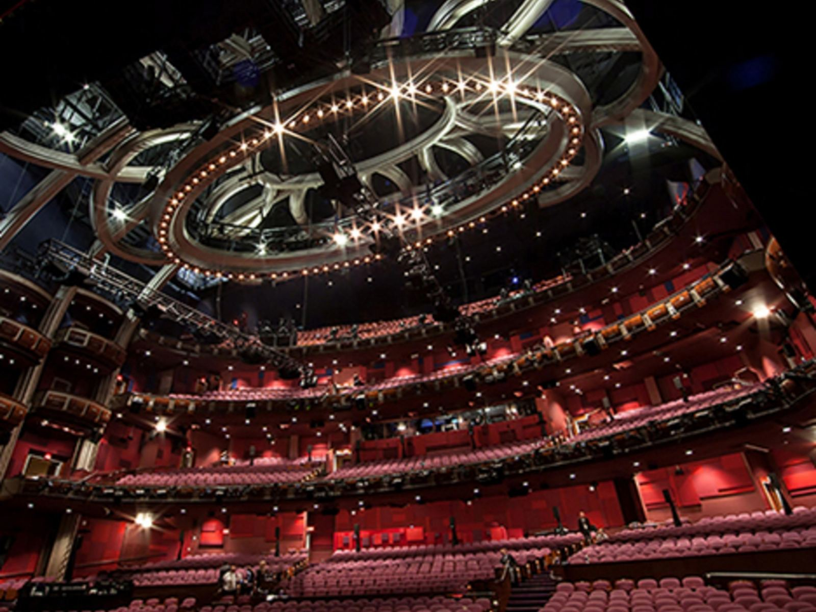 Dolby Theatre inside