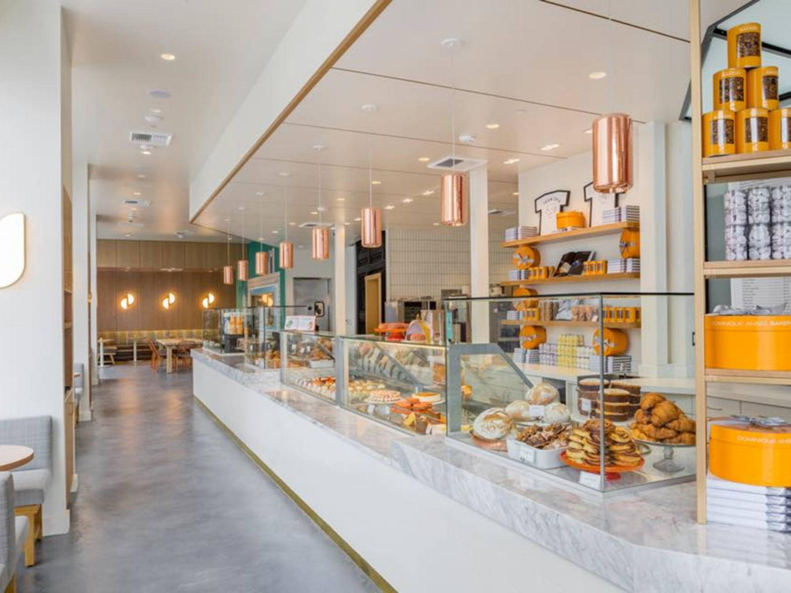 Dominique Ansel Bakery Los Angeles