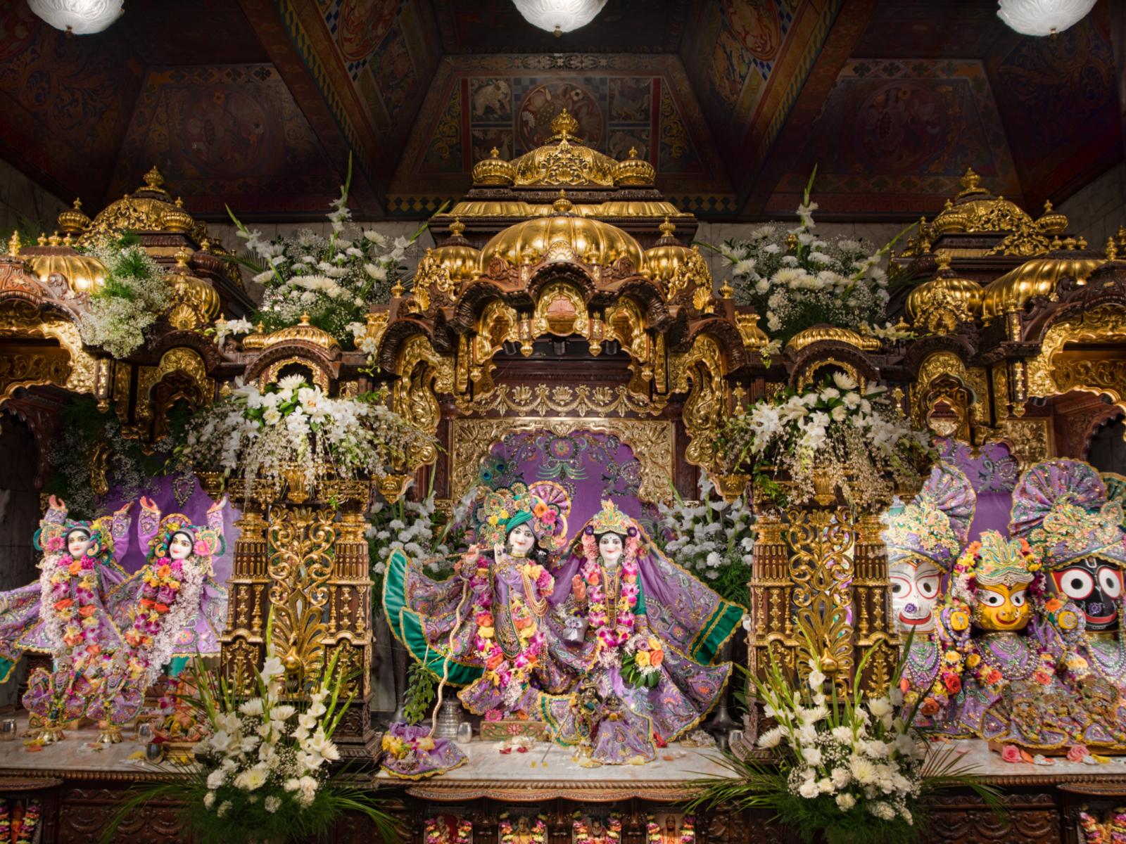 Hare Krishna Temple Los Angeles