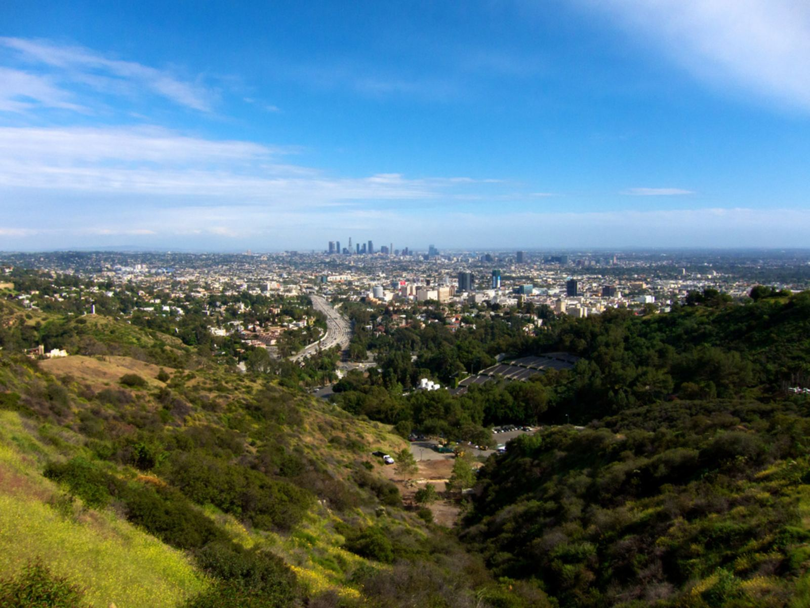 Hollywood Bowl Scenic Overlook