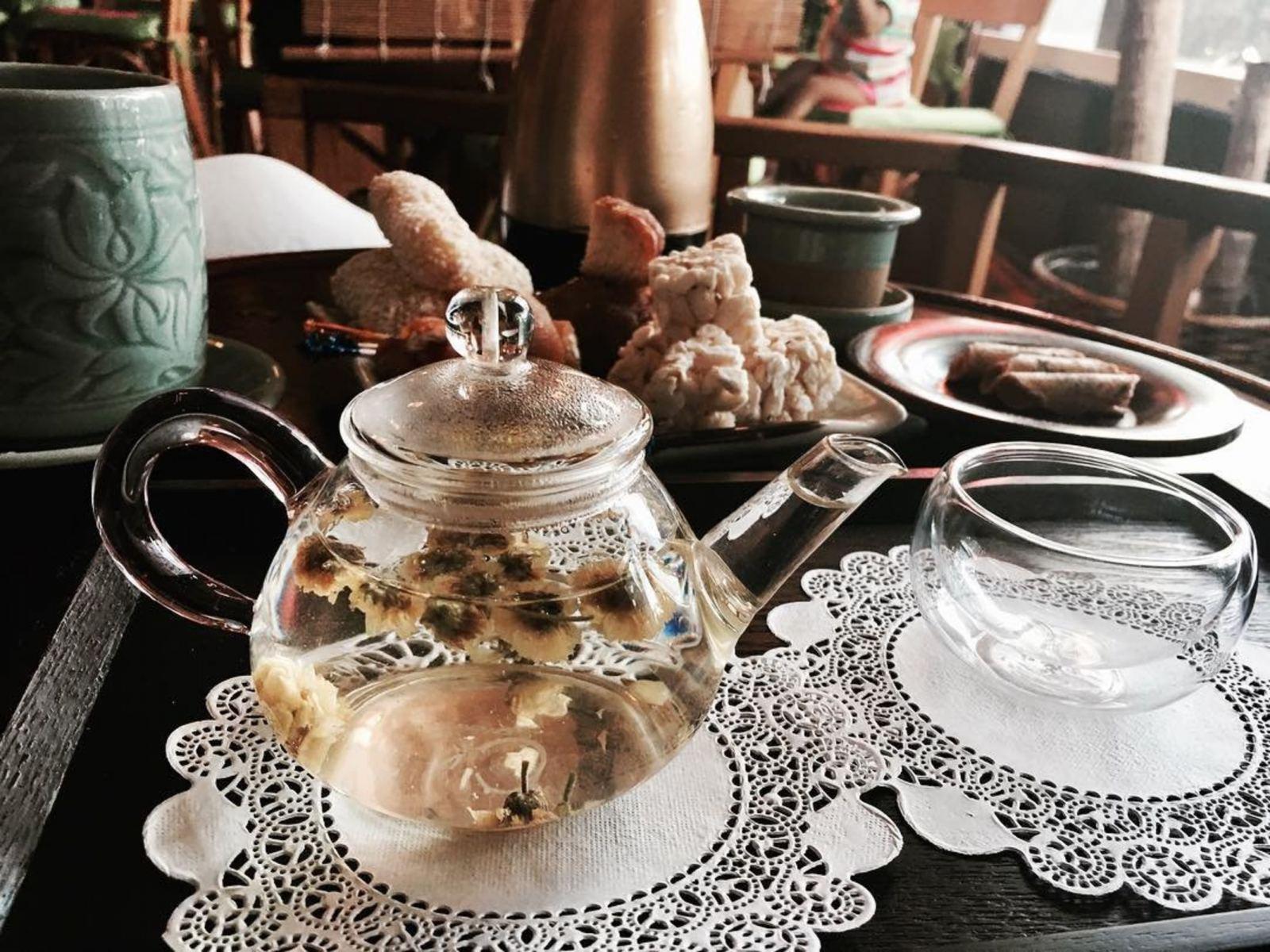 Hwa Sun Ji Tea & Coffee
