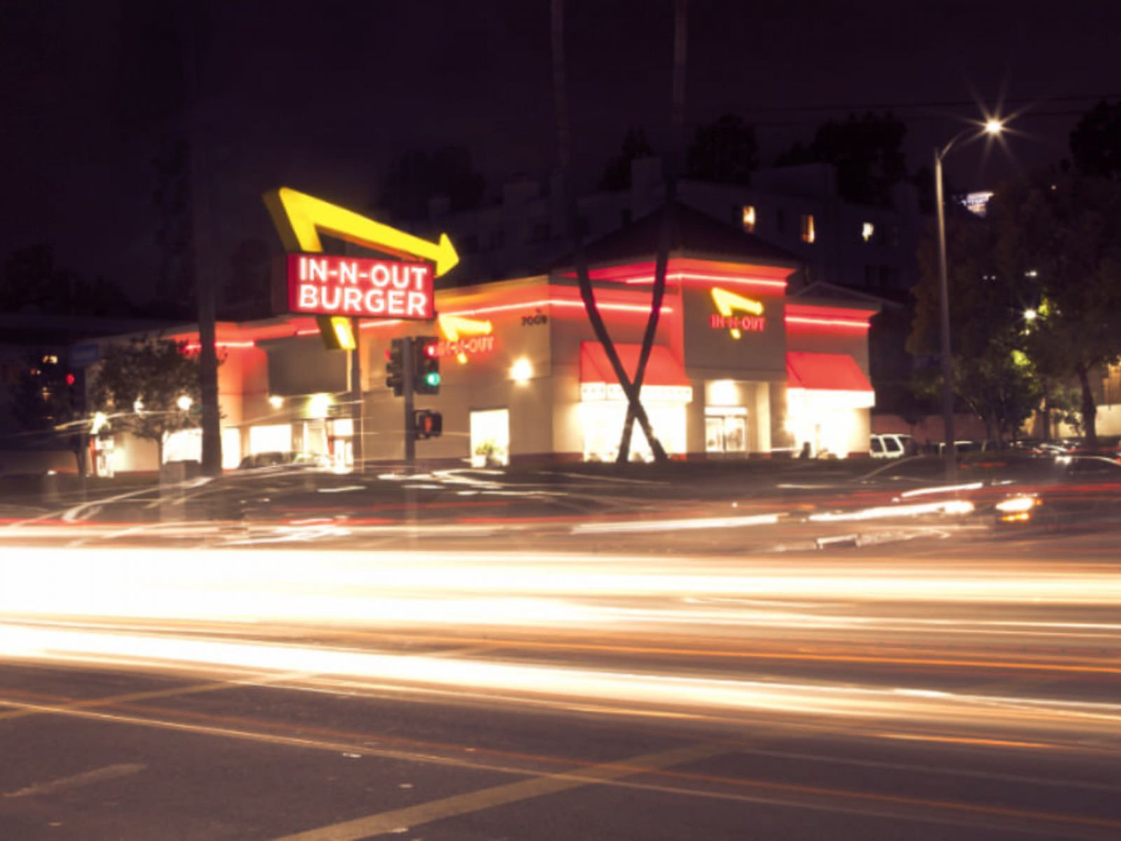 In-N-Out Burger - Hollywood