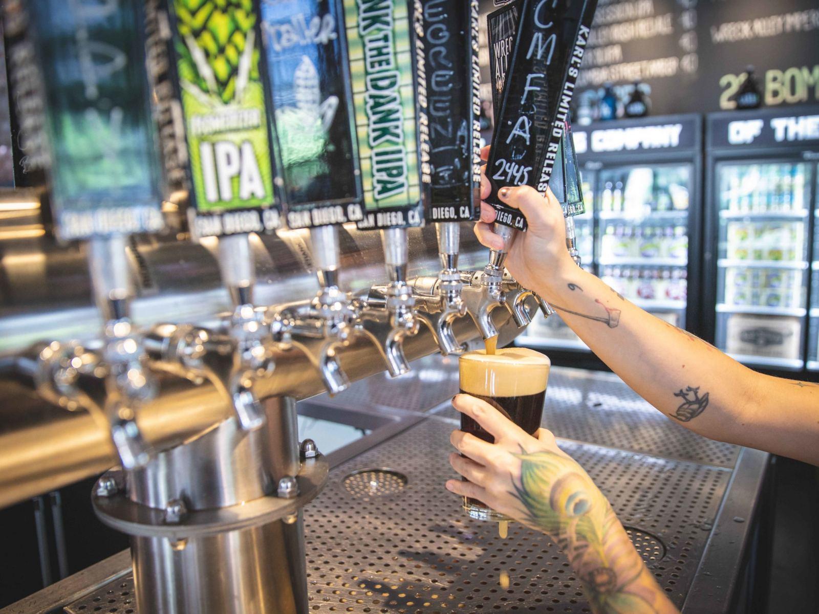 Independent Craft Beer