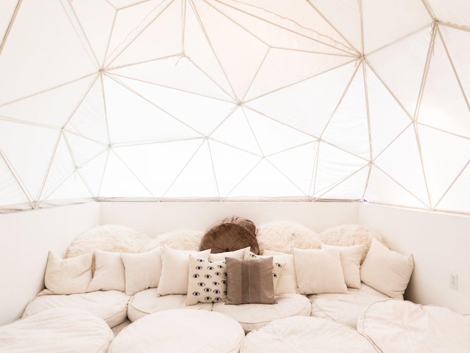 Meditation Dome