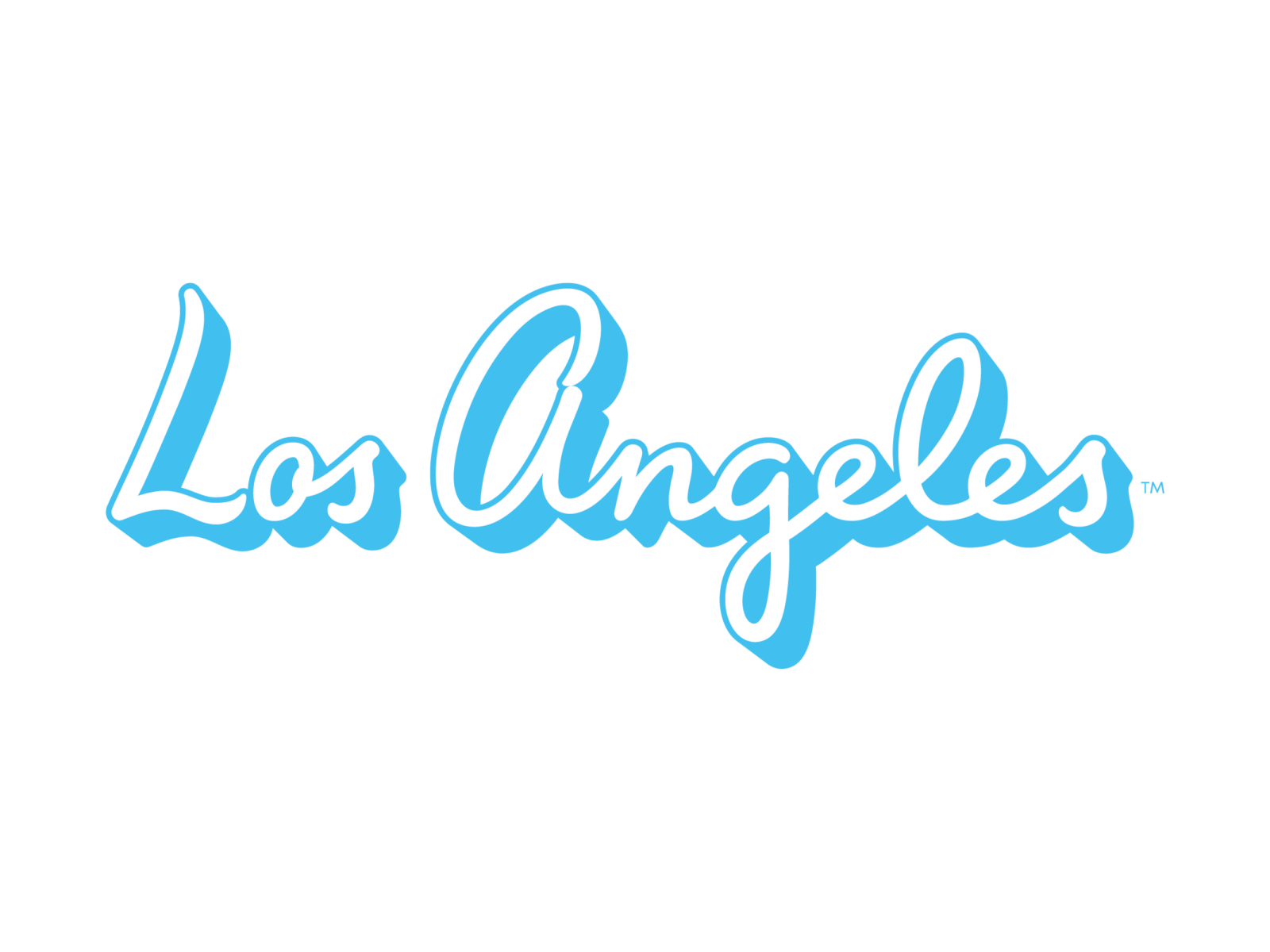 Los Angeles Tourism Logo