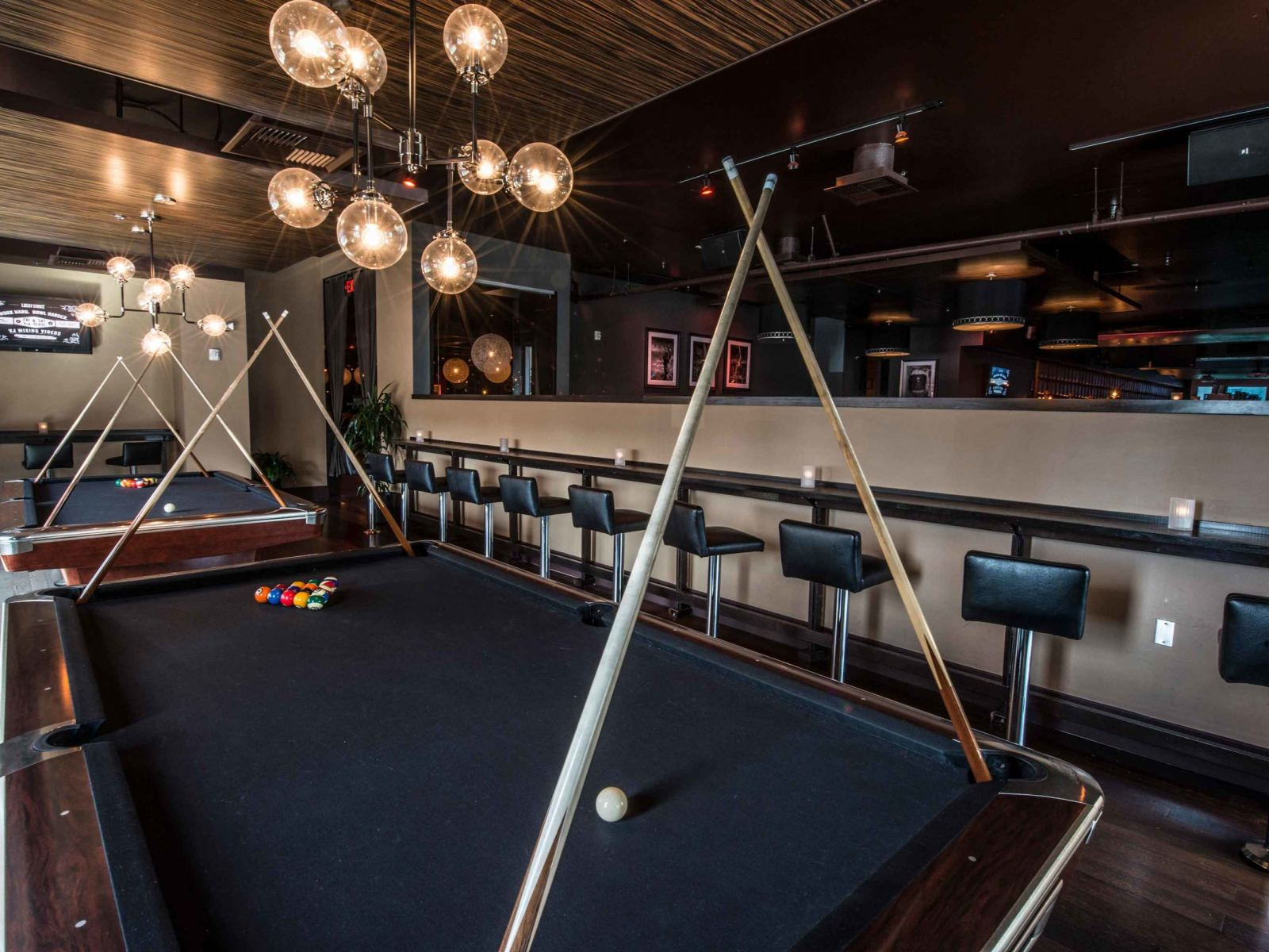 Lucky Strike Luxe Private Lounge