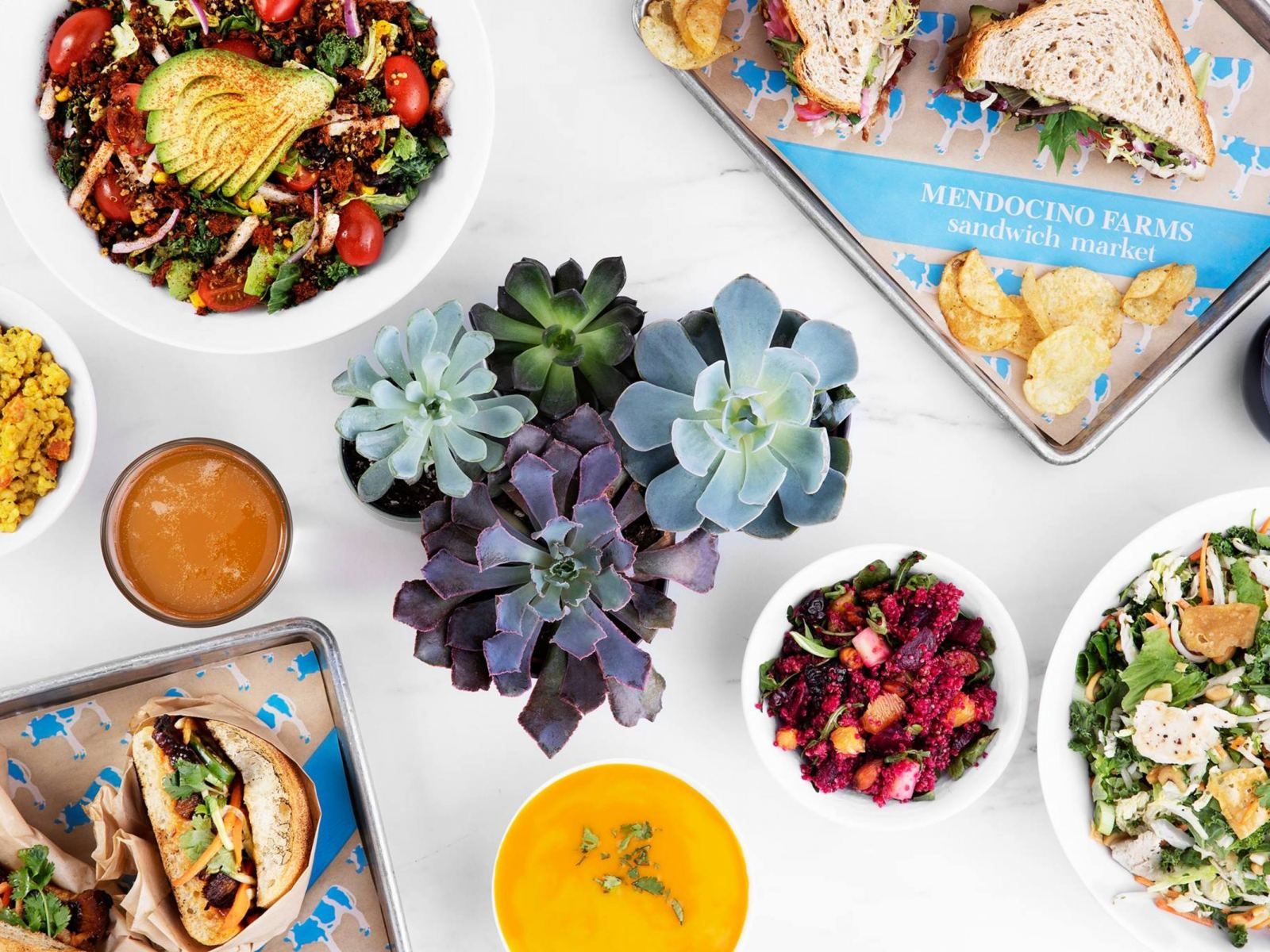 Mendocino Farms – Sherman Oaks