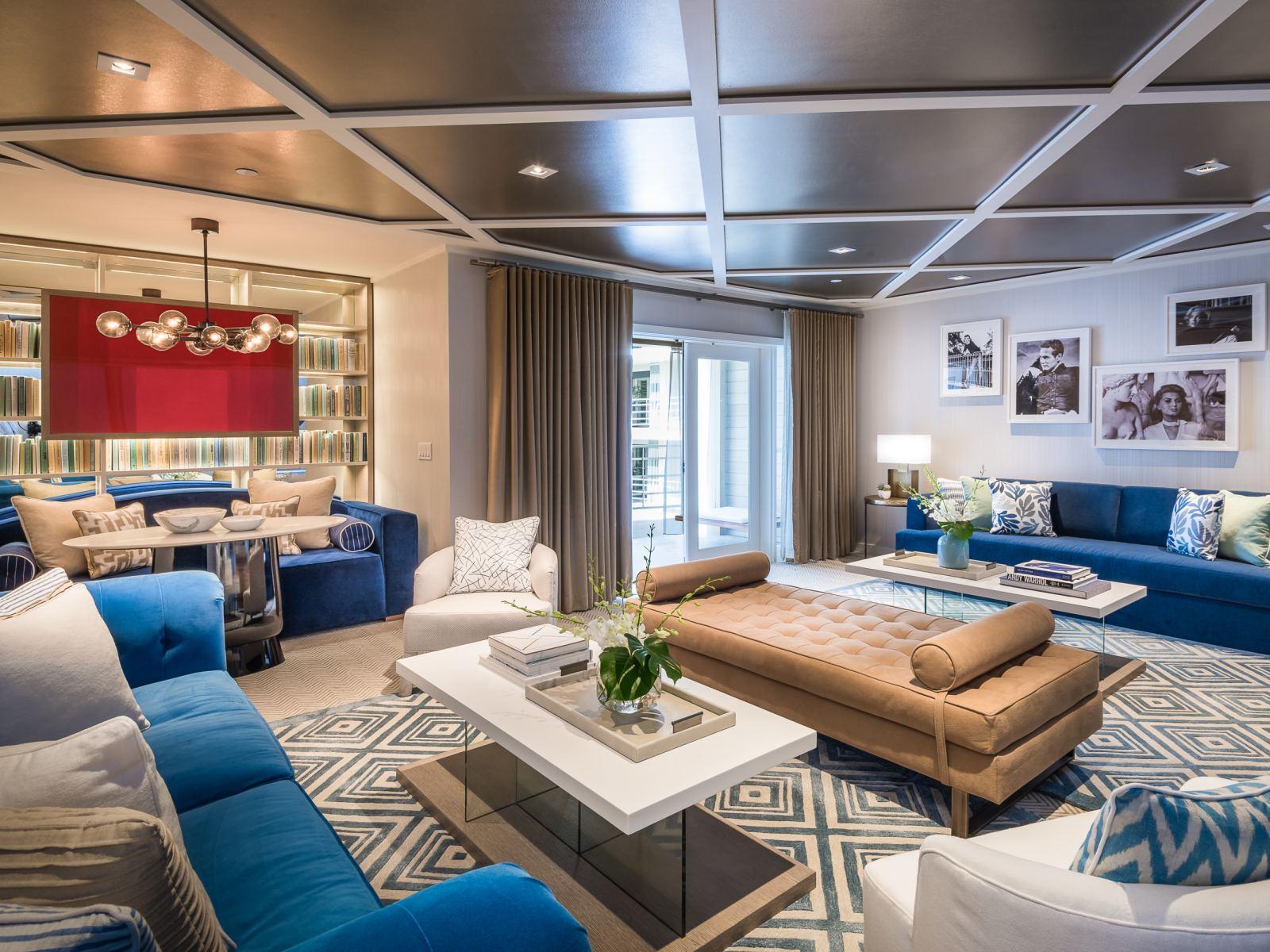 Oceana Suite Living Room