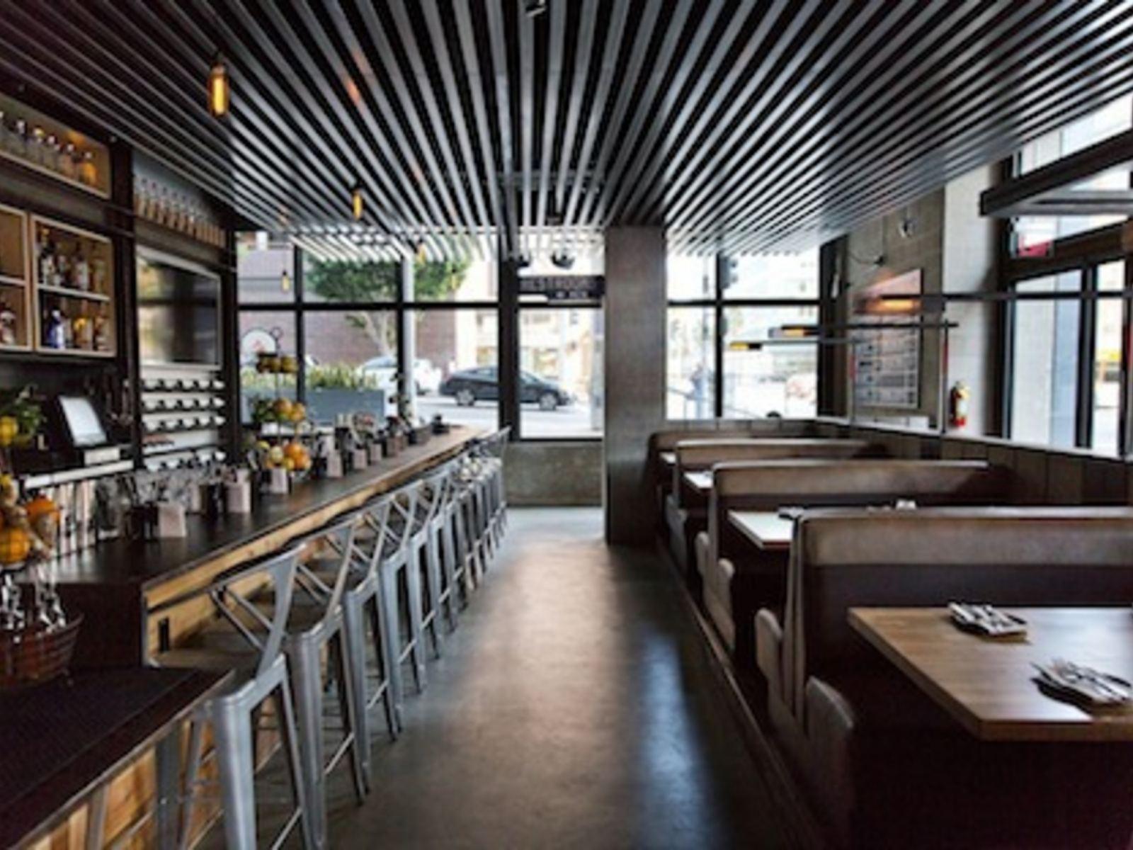 Plan Check Kitchen Bar Downtown La Discover Los Angeles
