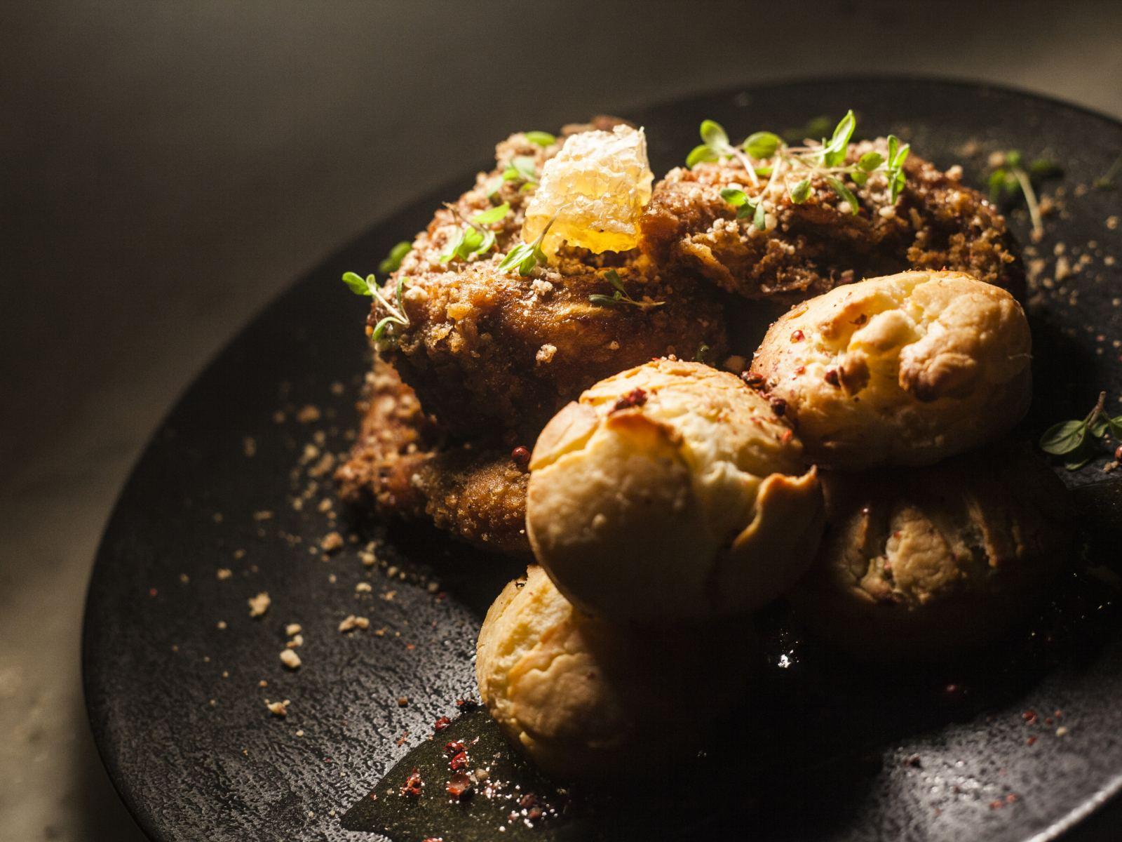 Fried Hen