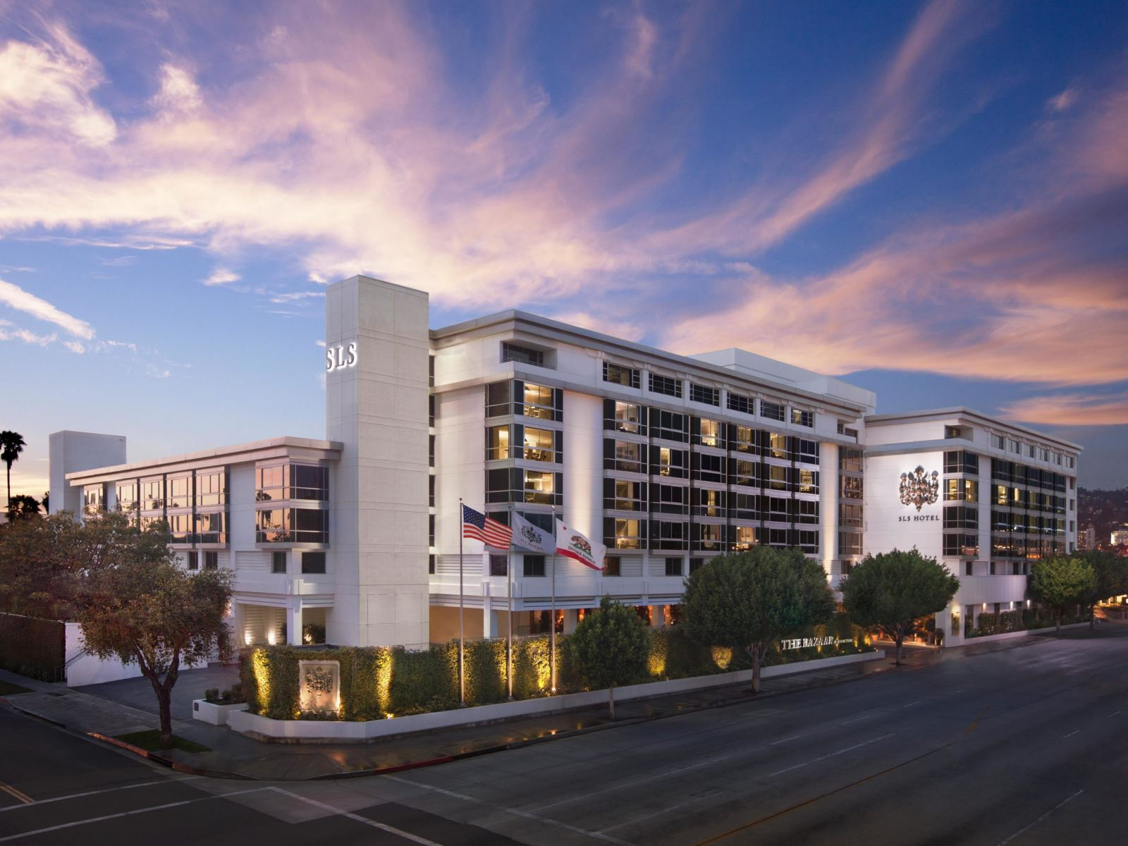 SLS-Beverly-Hills-Exterior