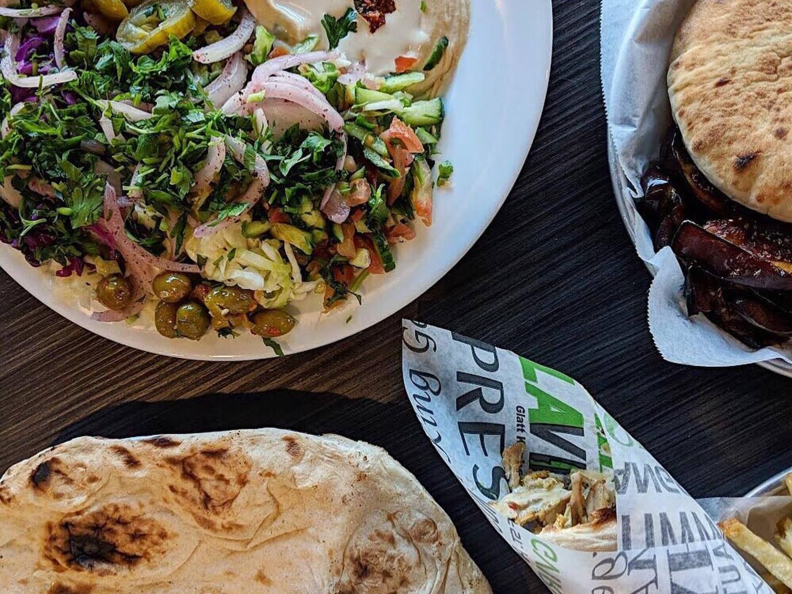 Tel Aviv Grill