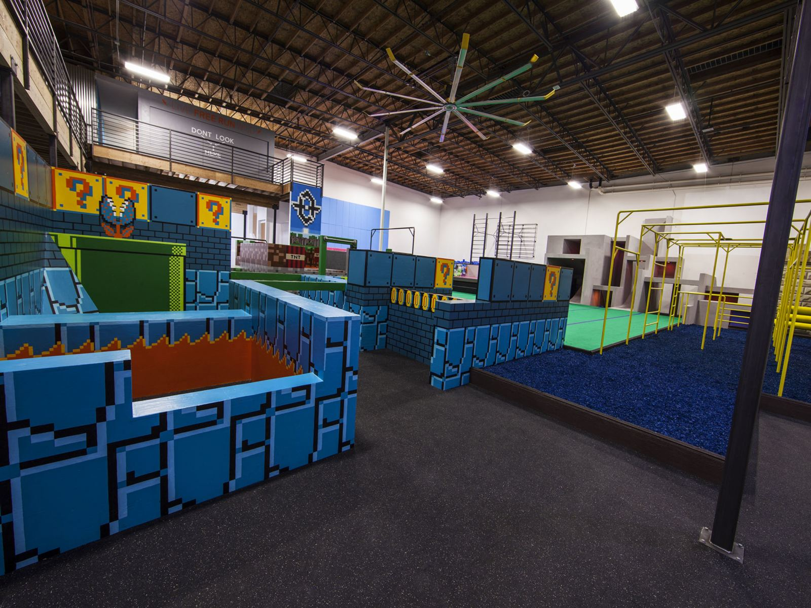 Tempest Freerunning Academy South Bay