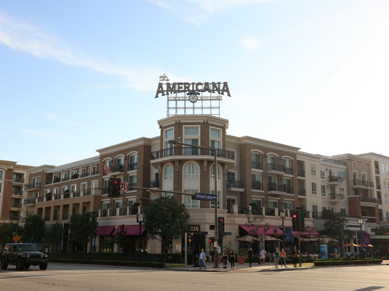 Americana At Brand >> The Americana At Brand Discover Los Angeles