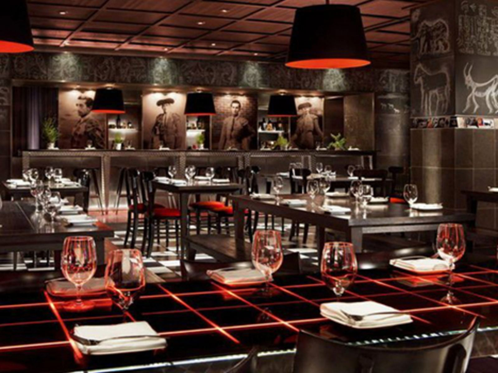 The Bazaar by Jose Andres Dining Room 2