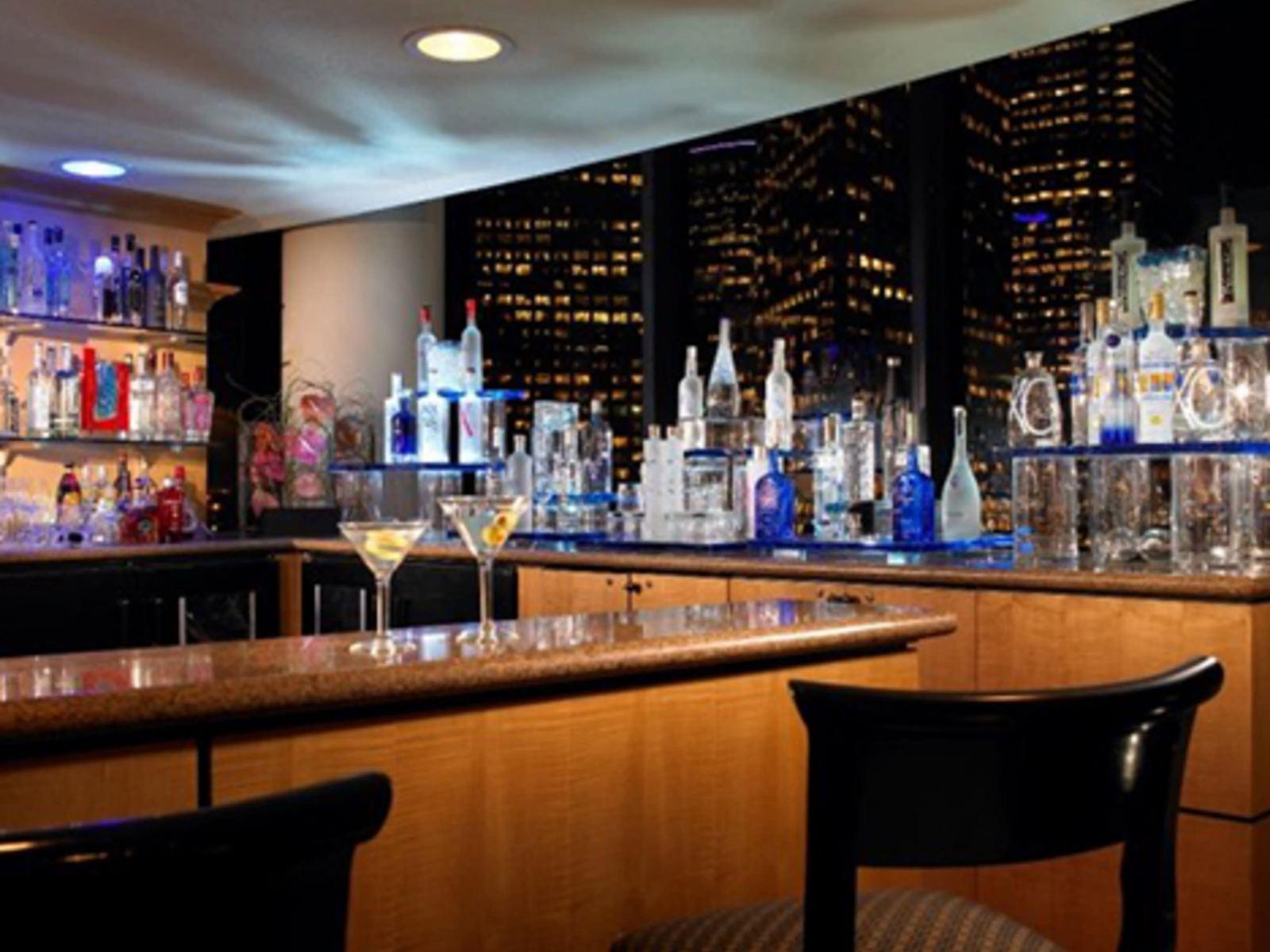 BonaVista Revolving Cocktail Lounge
