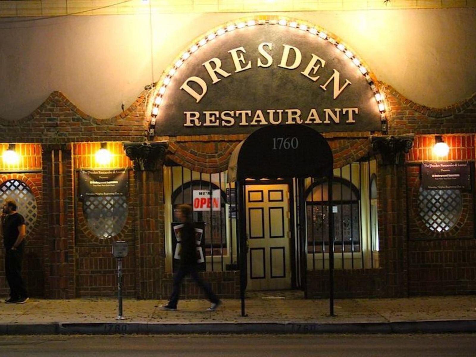 The Dresden Restaurant