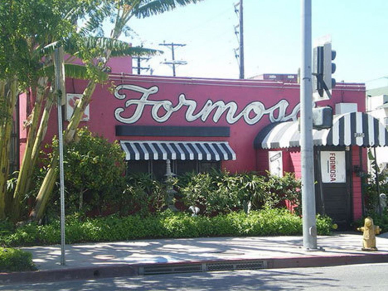 The Formosa Cafe