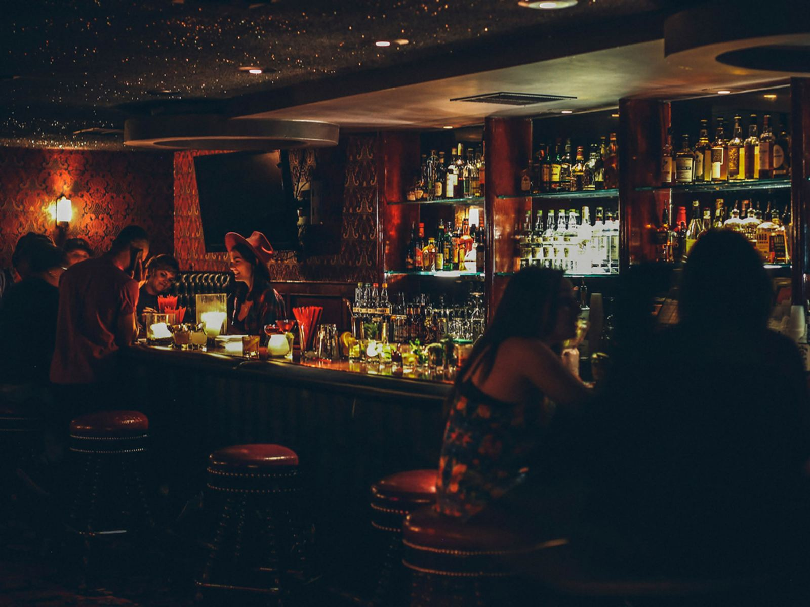 The Three Clubs