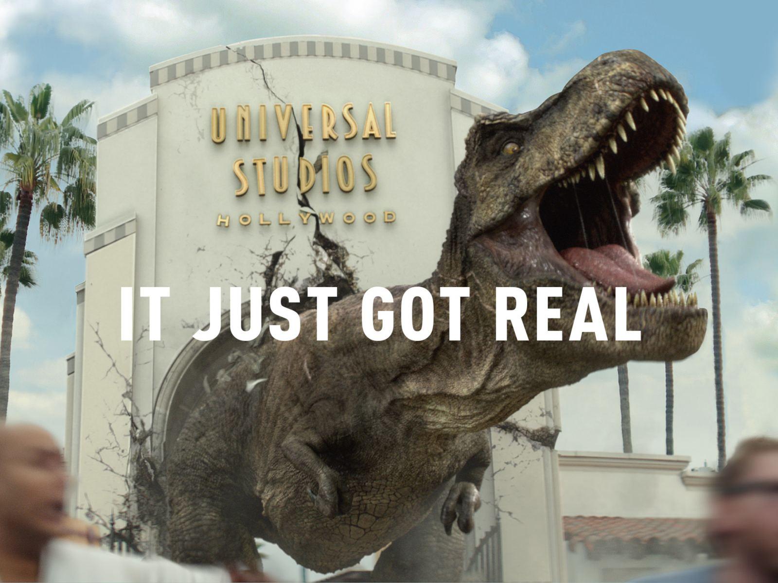 Jurassic World - It Just Got Real