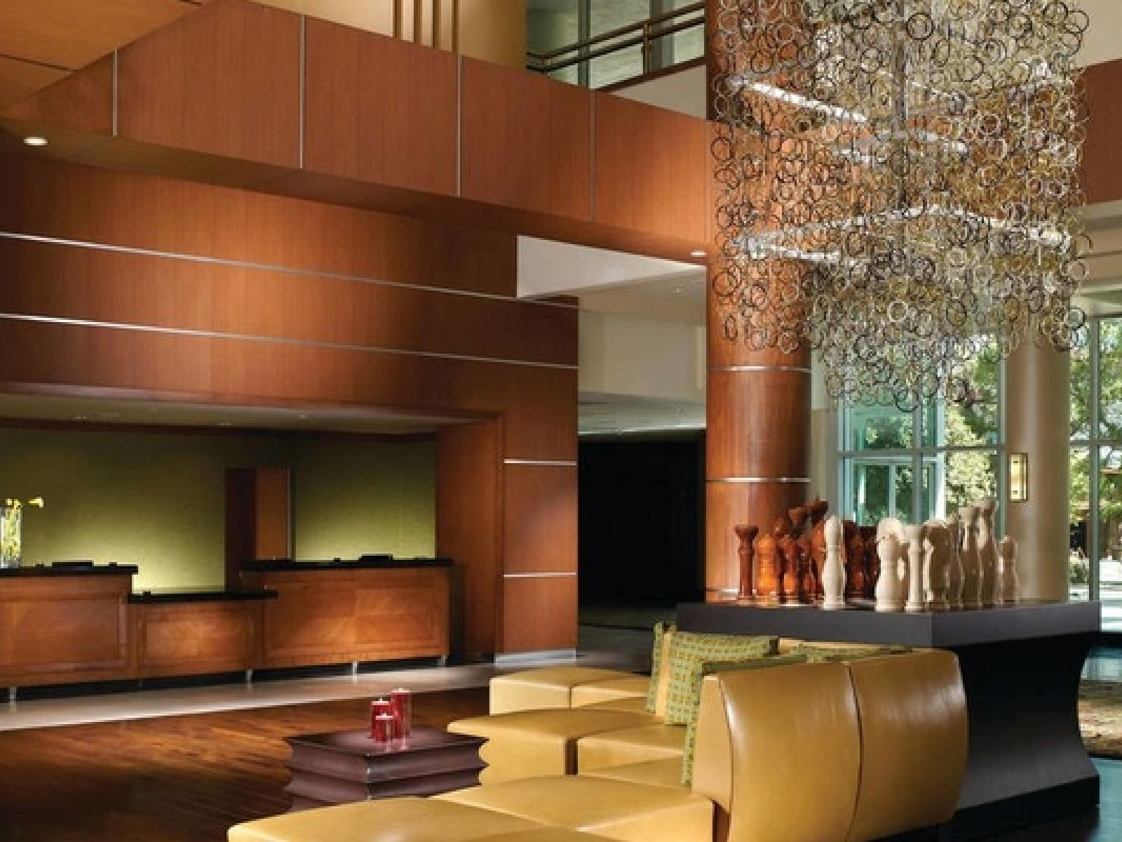 Main image for article titled California Dreaming at Warner Center Marriott Woodland Hills