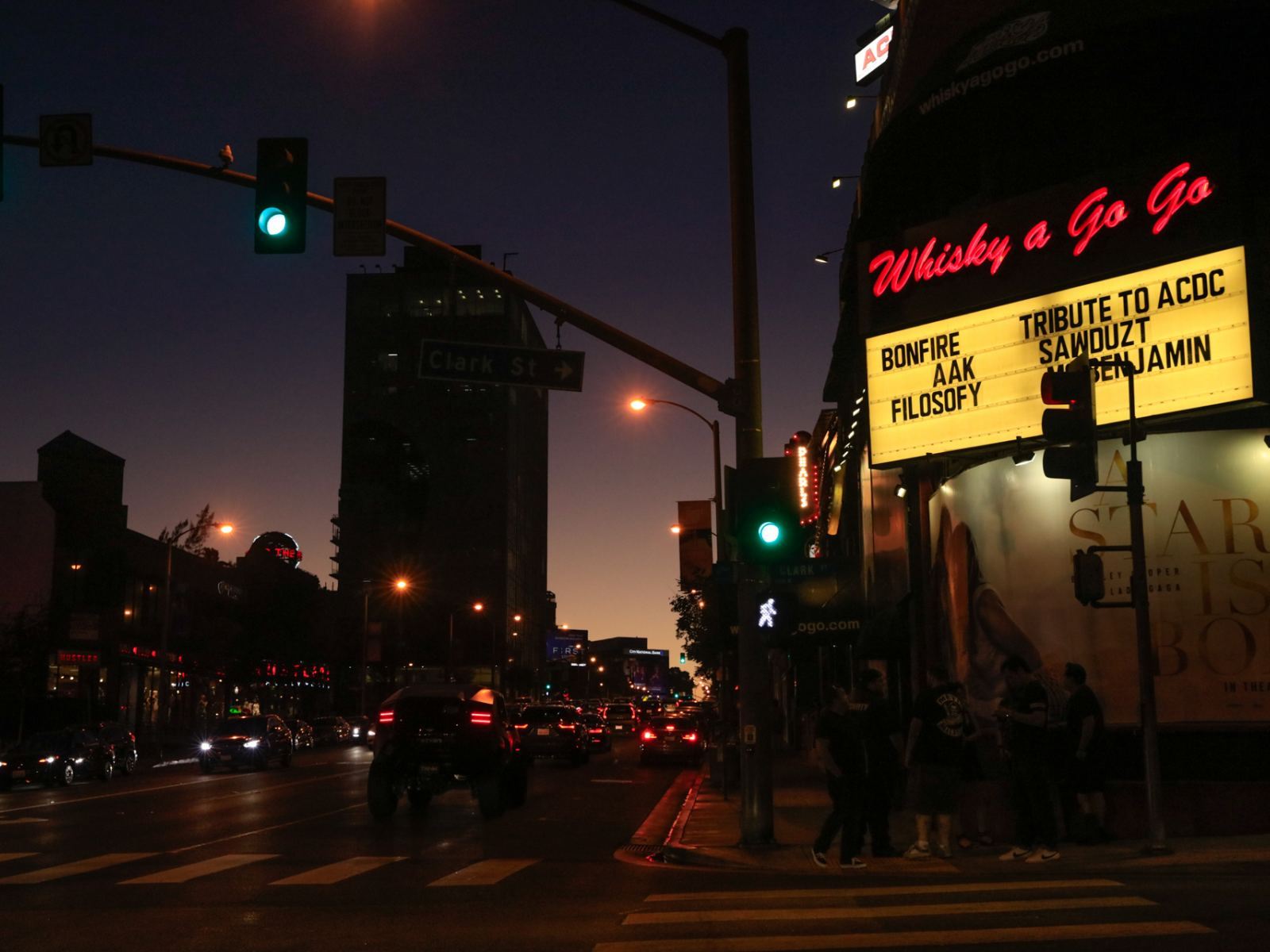 the sunset strip the story of an la icon continued