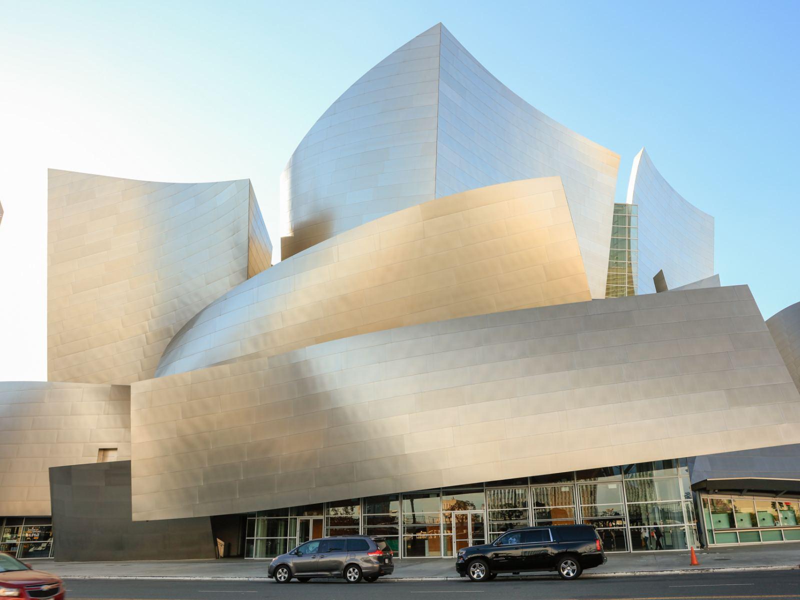 Walt Disney Concert Hall   Photo: Yuri Hasegawa