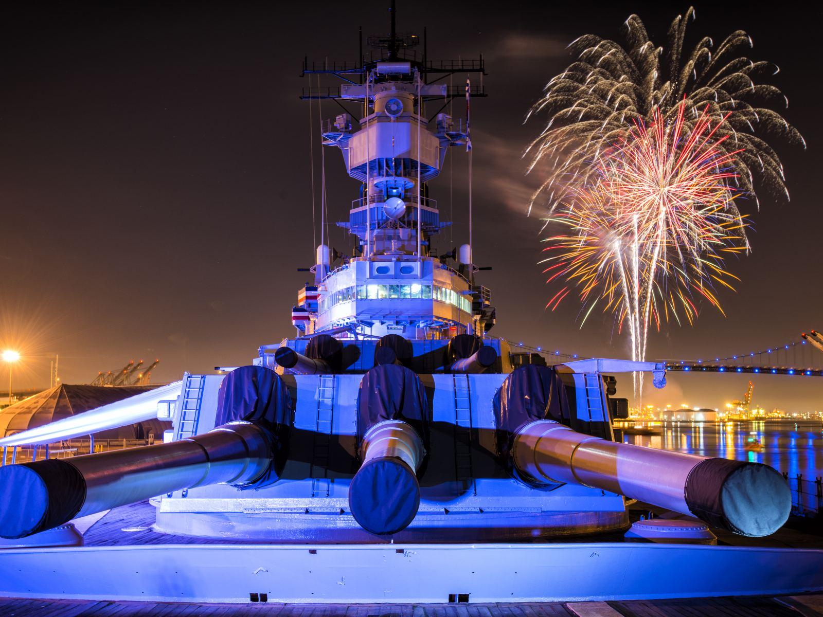 Battleship IOWA | Photo: Michael Justice