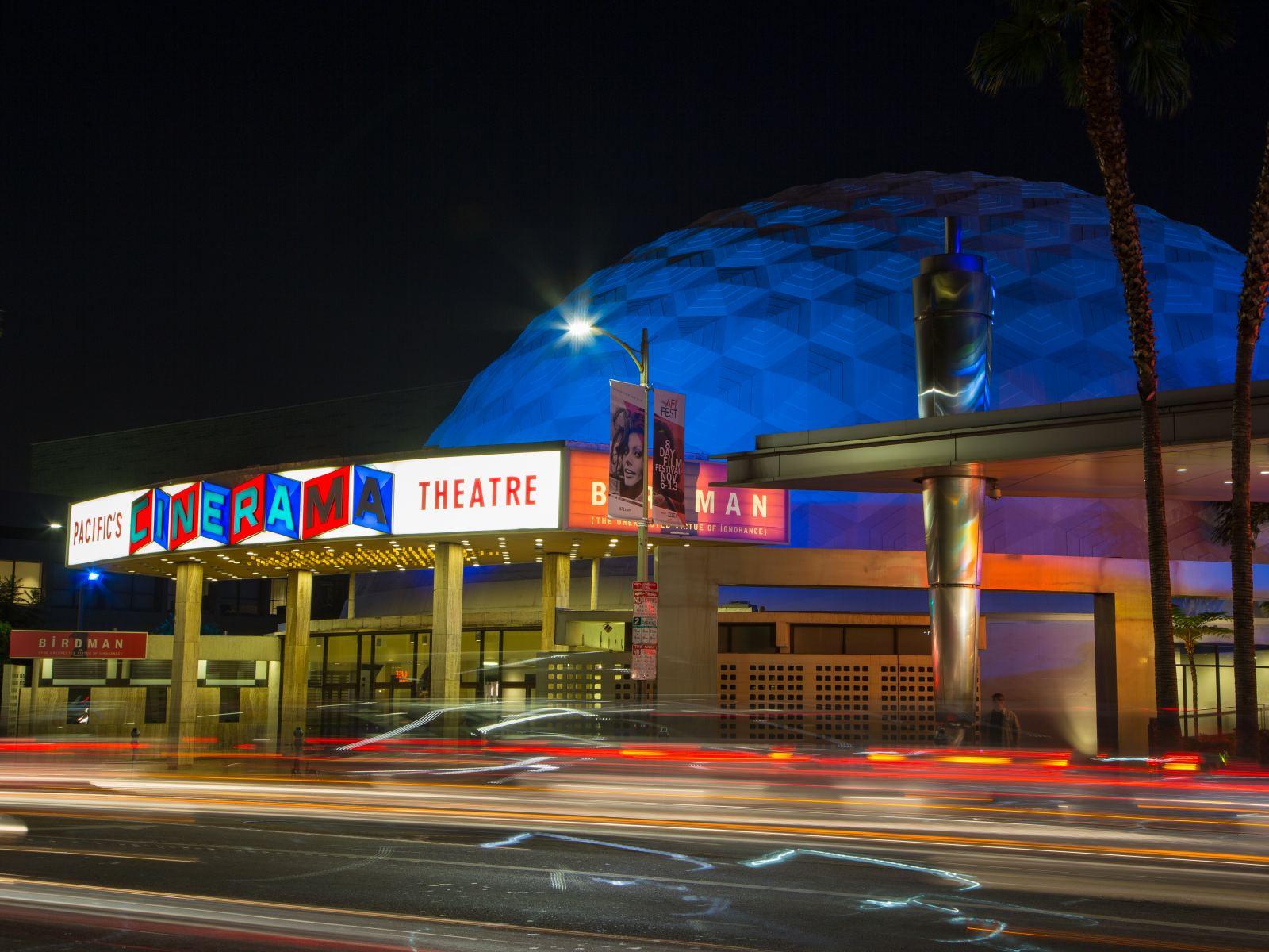 wholesale dealer cf02b 45aa5 The Best Movie Theaters in Los Angeles