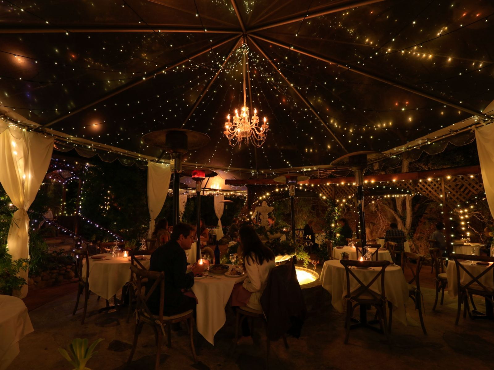 Diner Romantique Au Lit the most romantic restaurants in los angeles | discover los