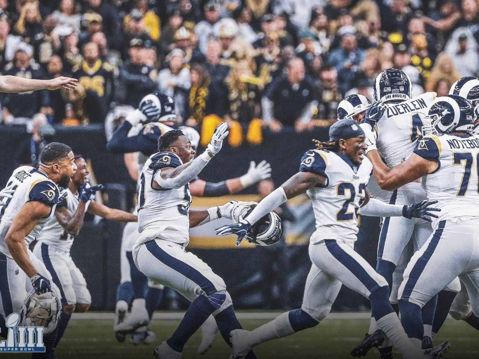 new concept 6160c 03376 The Top 10 Greatest Moments in Los Angeles Rams History