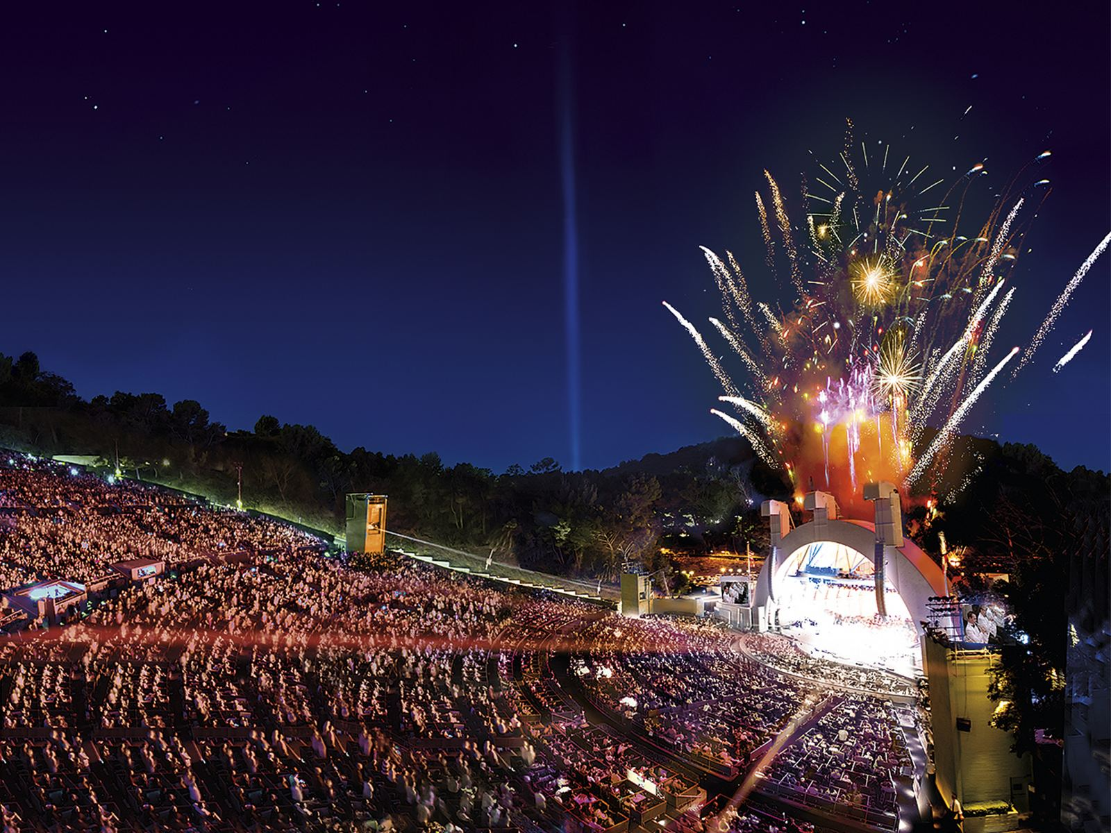 The Hollywood Bowl >> The Hollywood Bowl The Story Of An L A Icon Discover Los Angeles