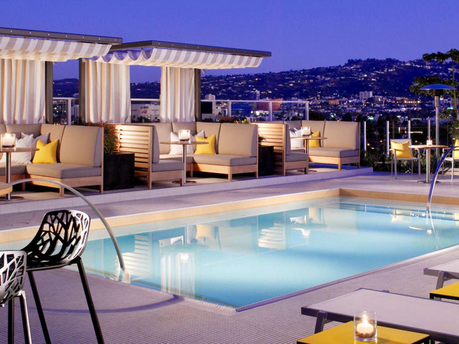The Roof on Wilshire | Photo: Kimpton Hotel Wilshire, Facebook