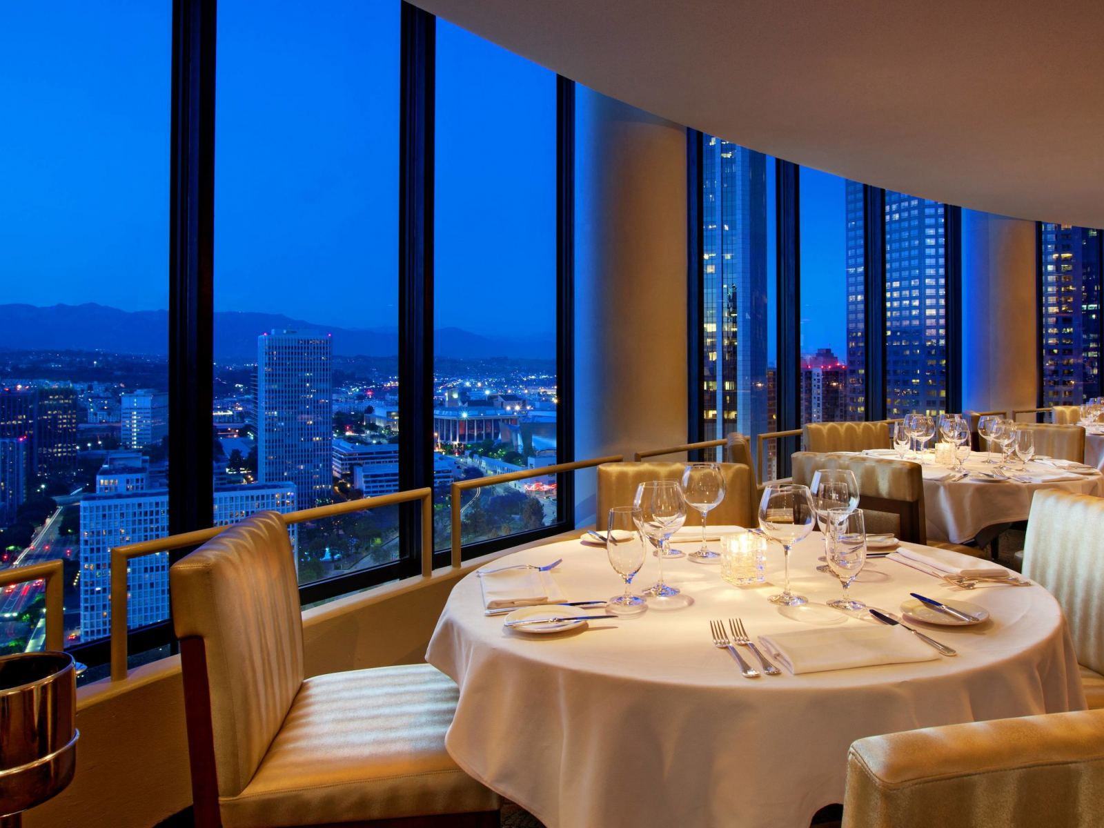 The Best Restaurants With A View In Los