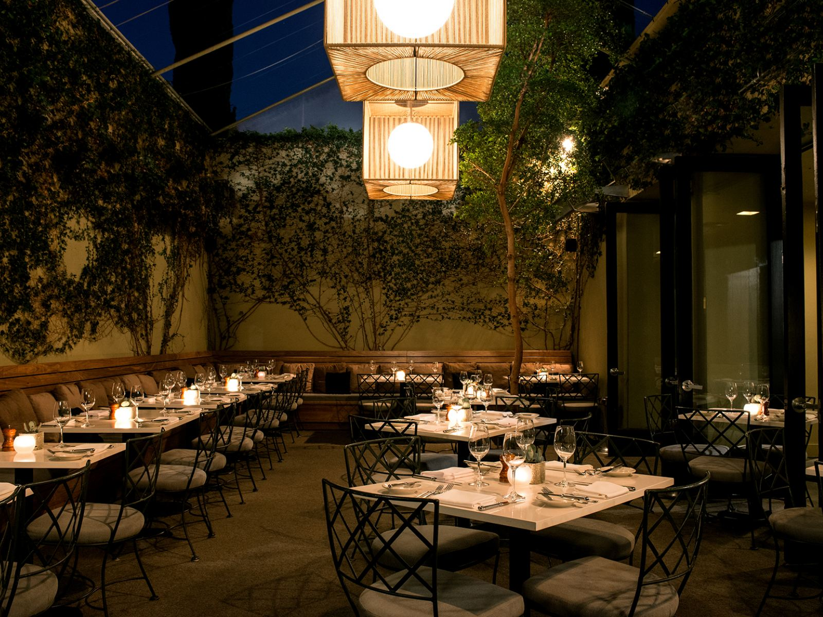 The guide to al fresco dining in los angeles