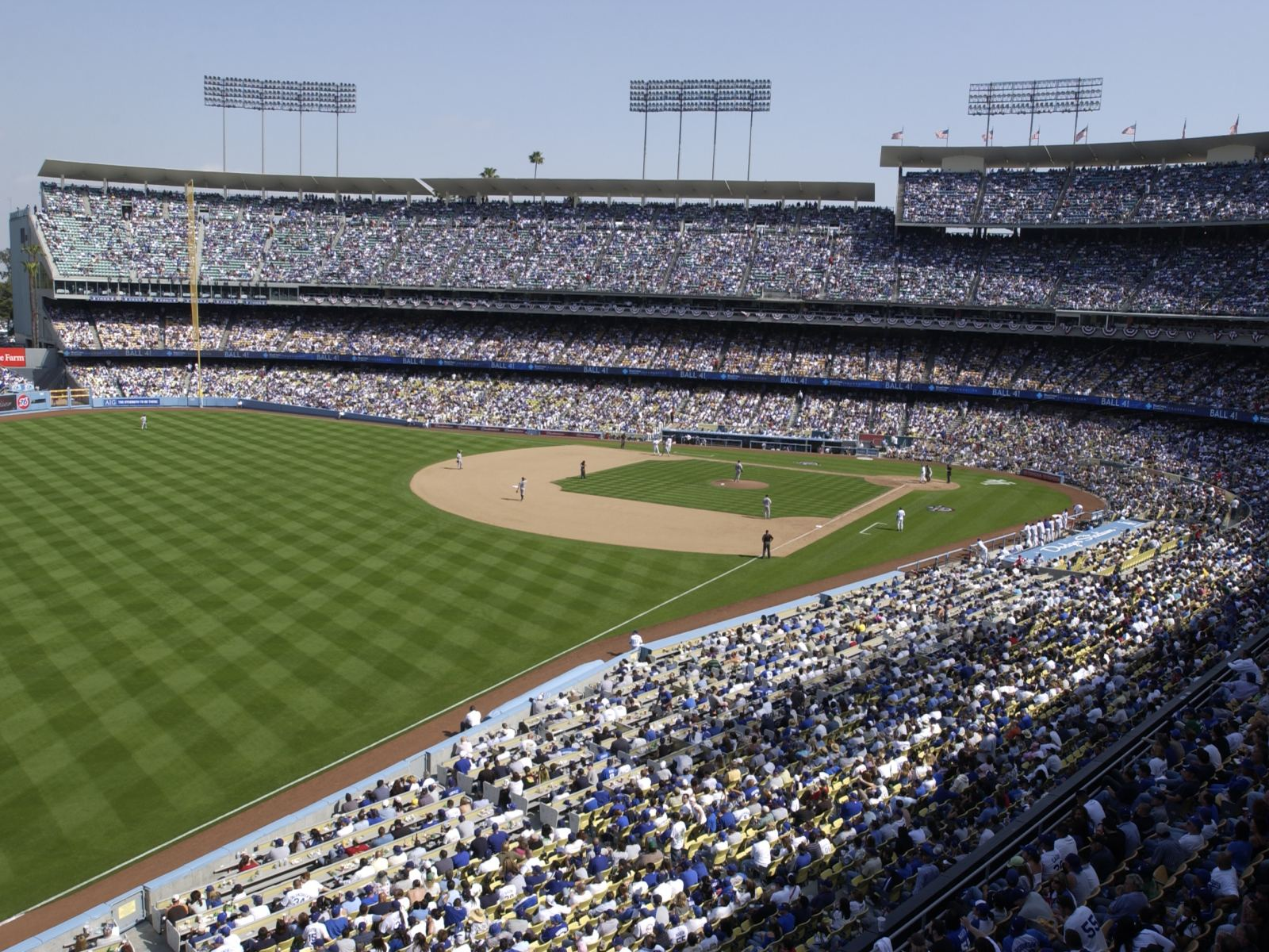 The Top 10 Greatest Moments in Dodger Stadium History  adc7efd58