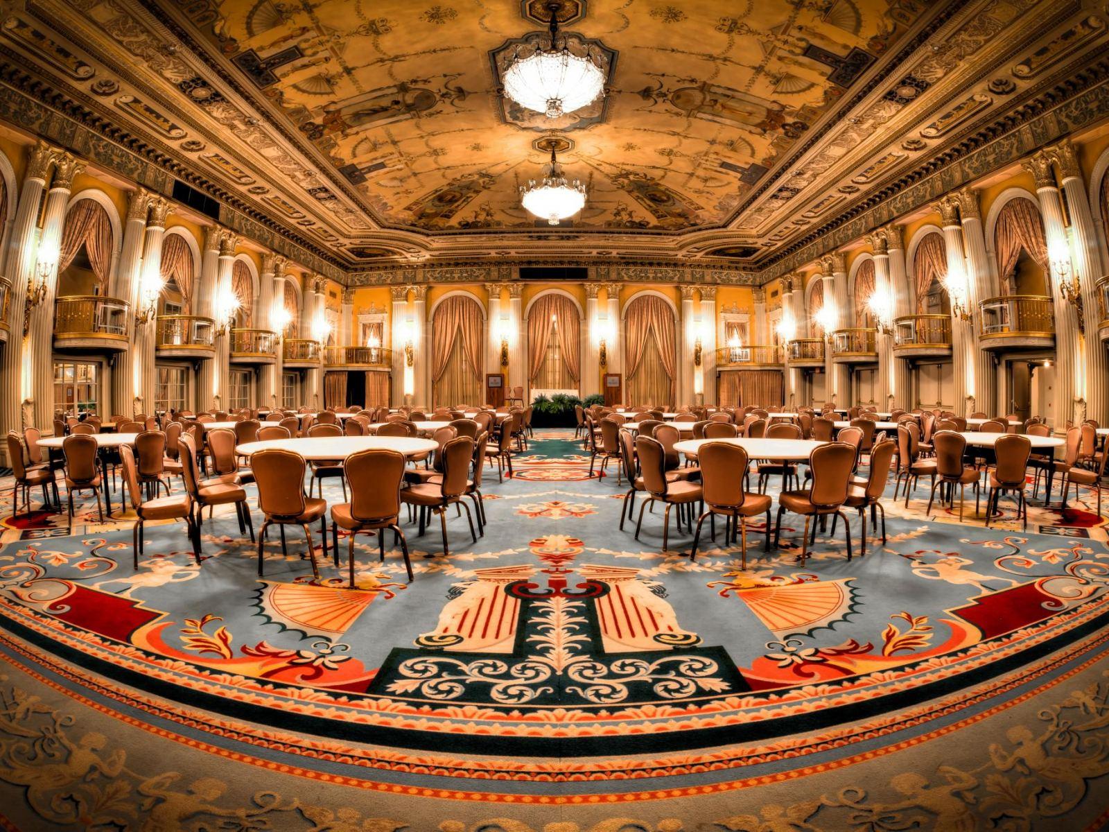 Crystal Ballroom at Millennium Biltmore Hotel
