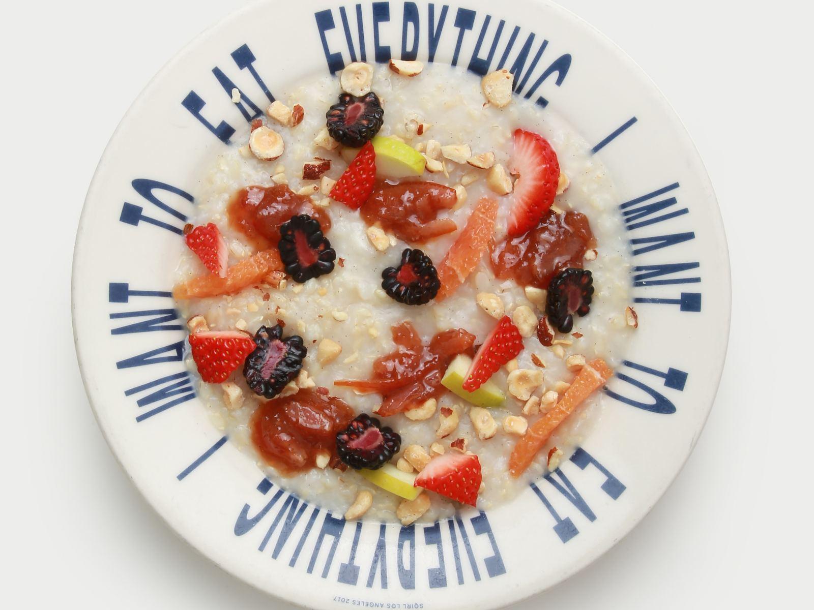 Sqirl Brown Rice Porridge