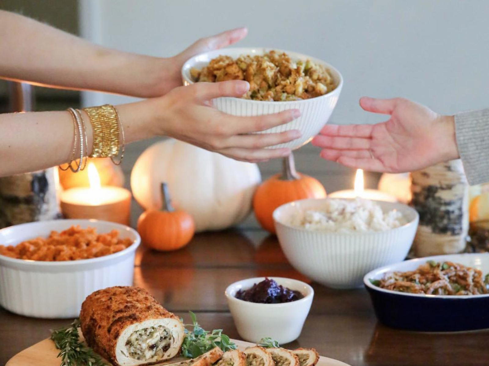 The Best Restaurants In Los Angeles For A Vegan Thanksgiving