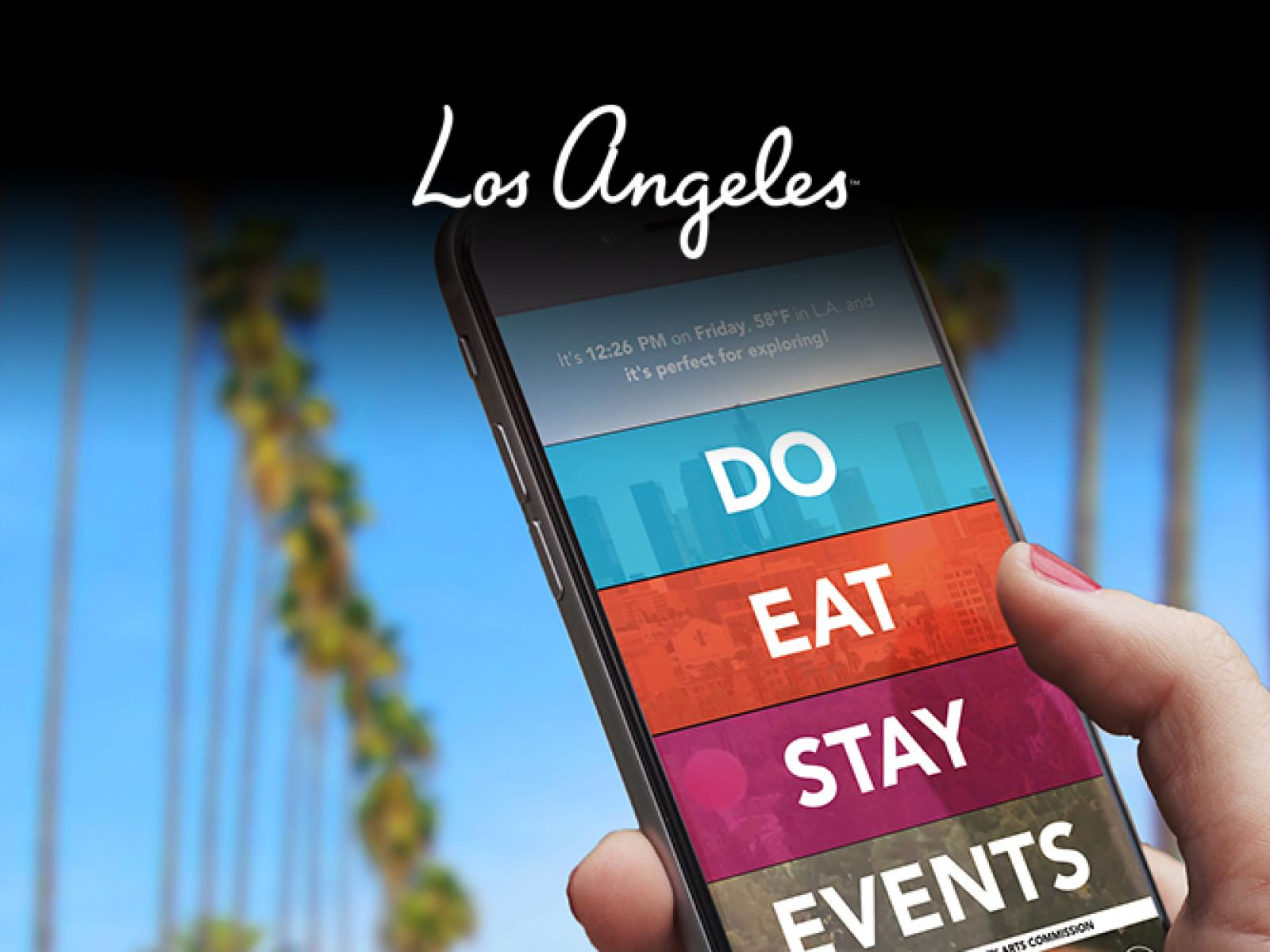 Discover Los Angeles Default Image