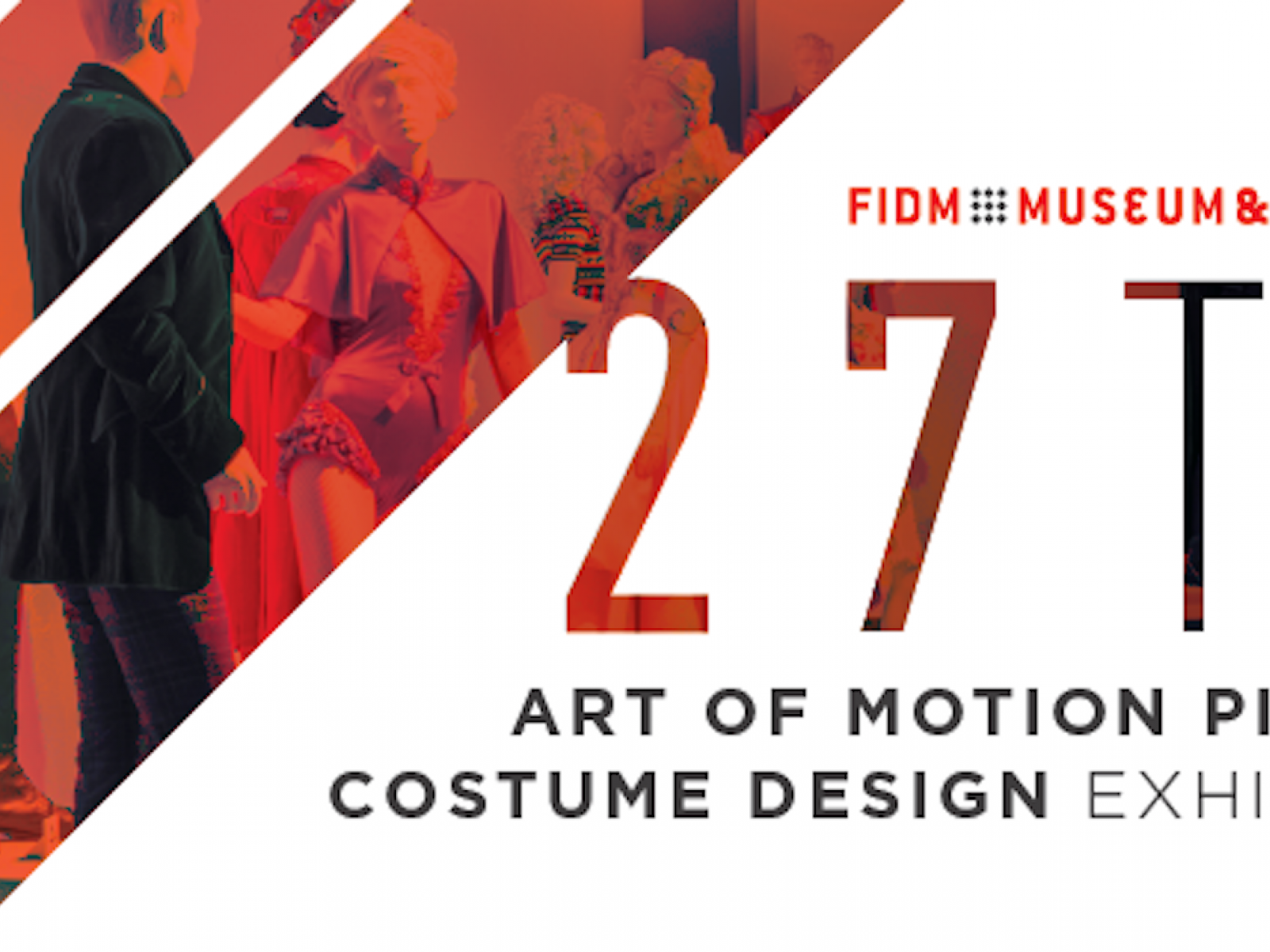 Main image for event titled 27th Art of Motion Picture Costume Design Exhibition