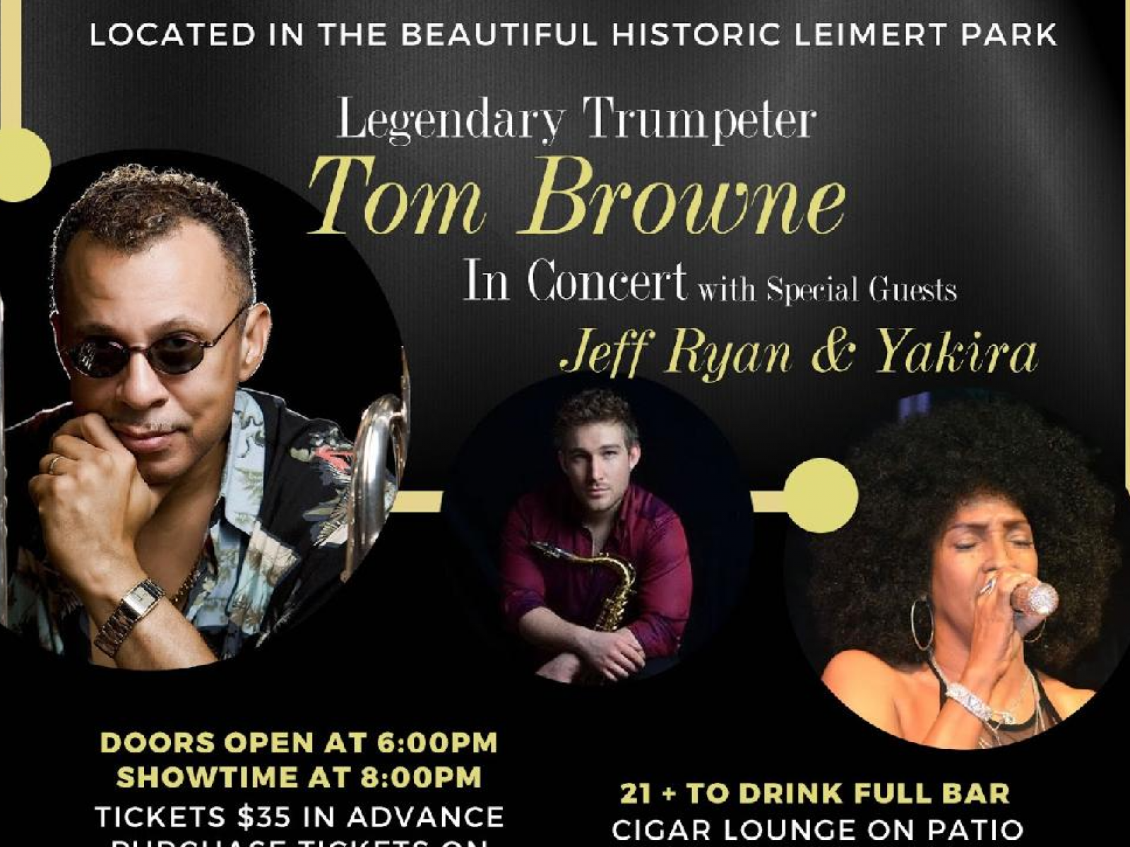 Jazz, Funk & Soul at the West w/ Tom Browne | Discover Los