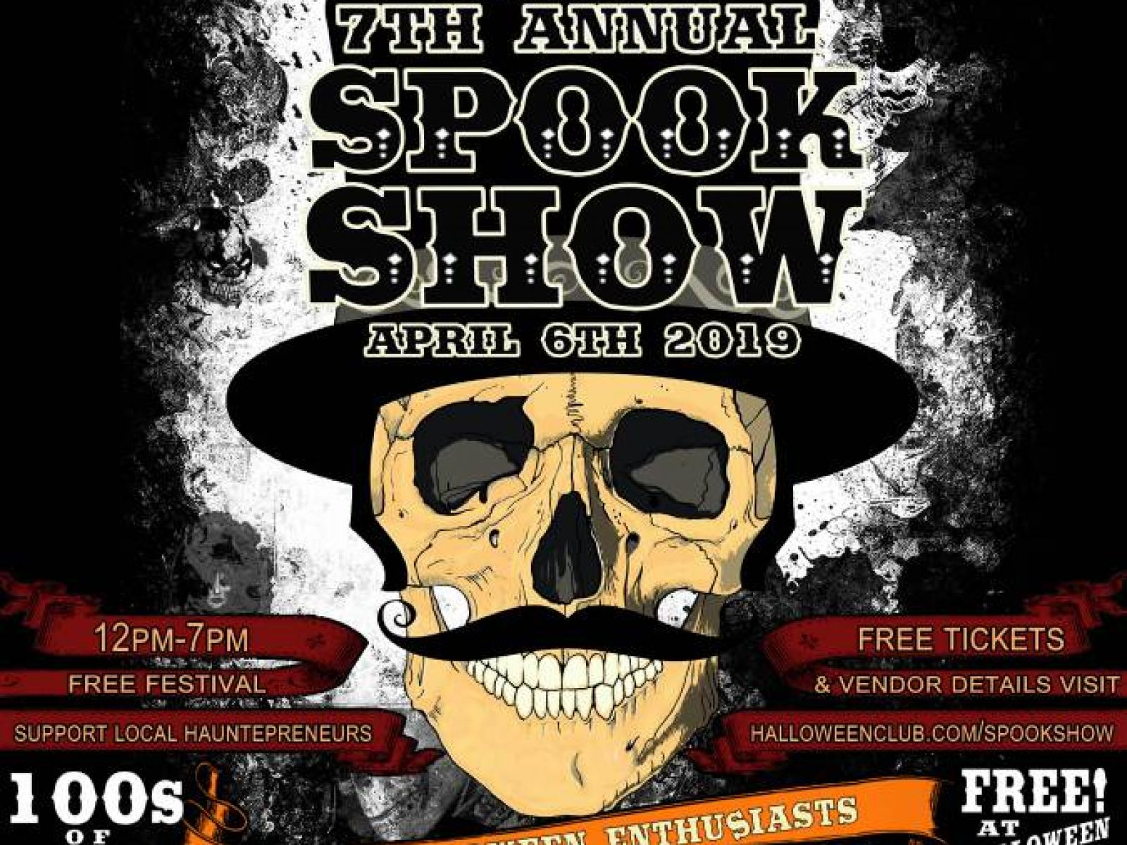 La Fete Halloween.7th Annual Halloween Spook Show In La Mirada Discover Los Angeles