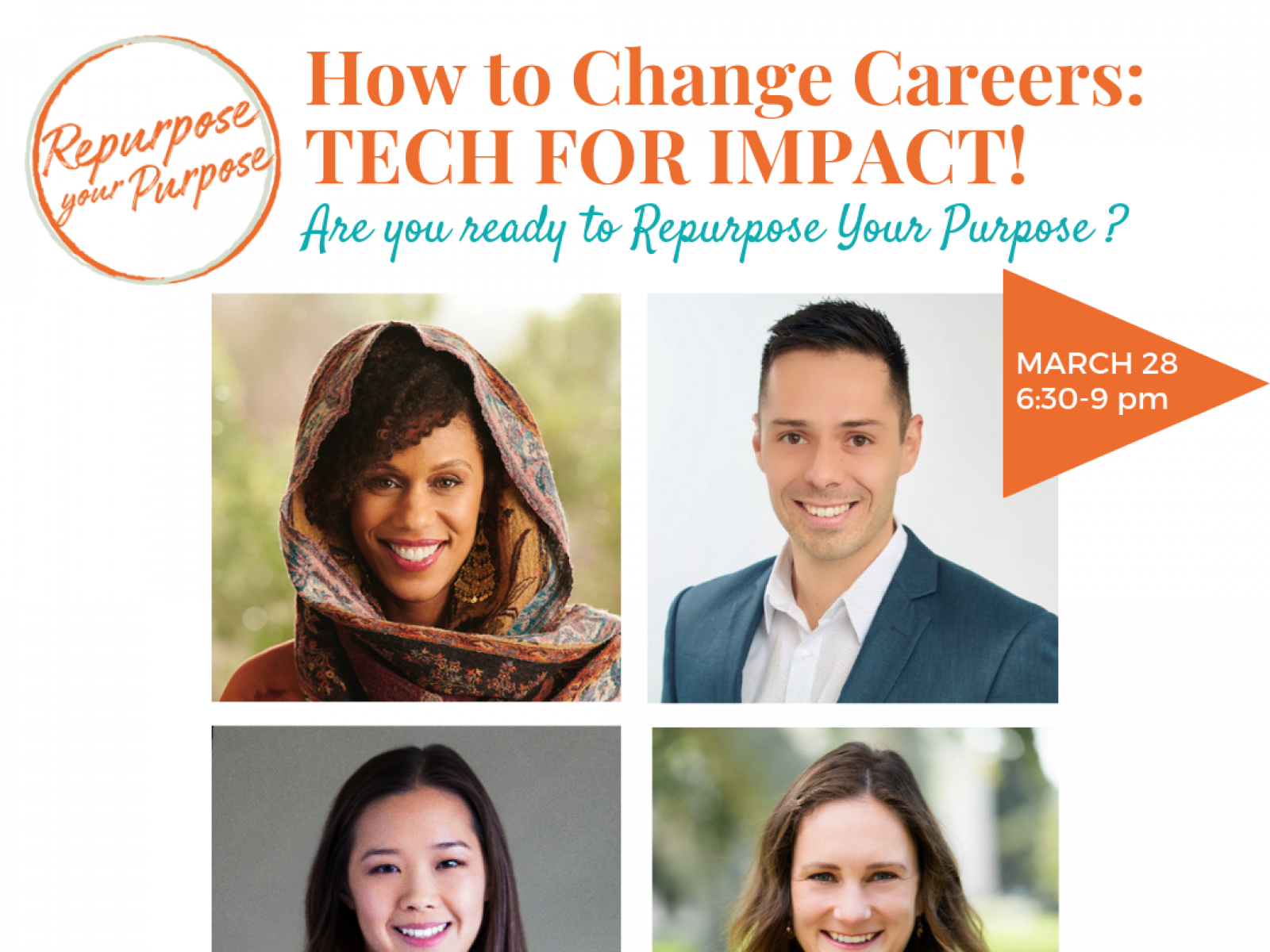 How to Change Careers: TECH FOR IMPACT! | Discover Los Angeles